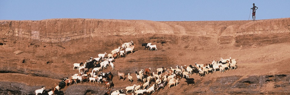 Omo valley, Ethiopia, G. Barker
