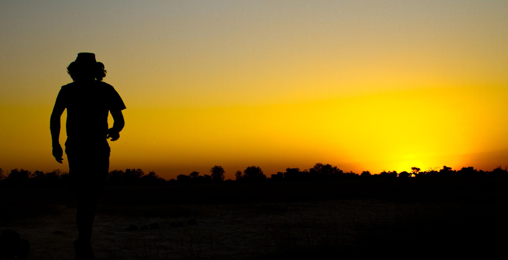 Botswana-Safari-Sunset