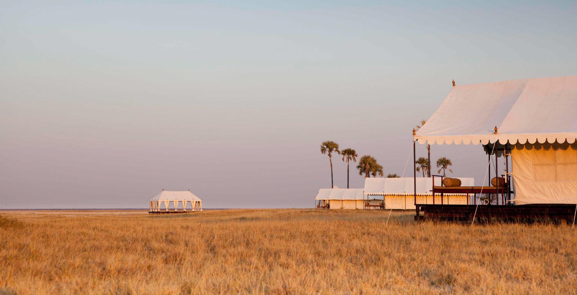 20San Camp - Yoga Tent