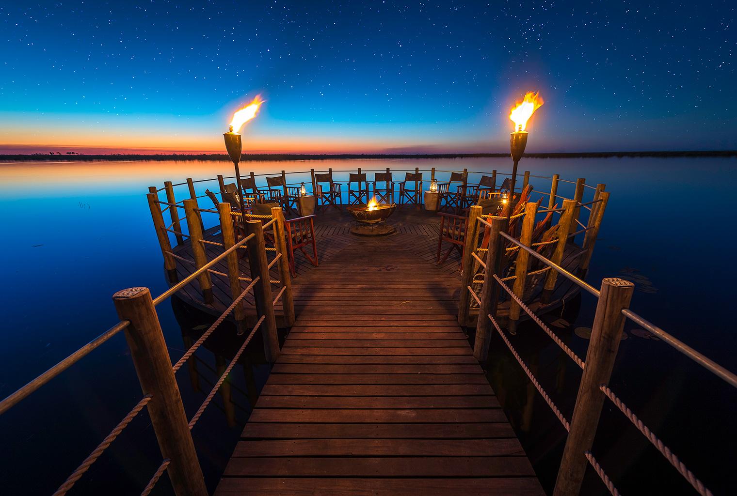 Duma-Tau-Lodge-Botswana-Fire-Circle