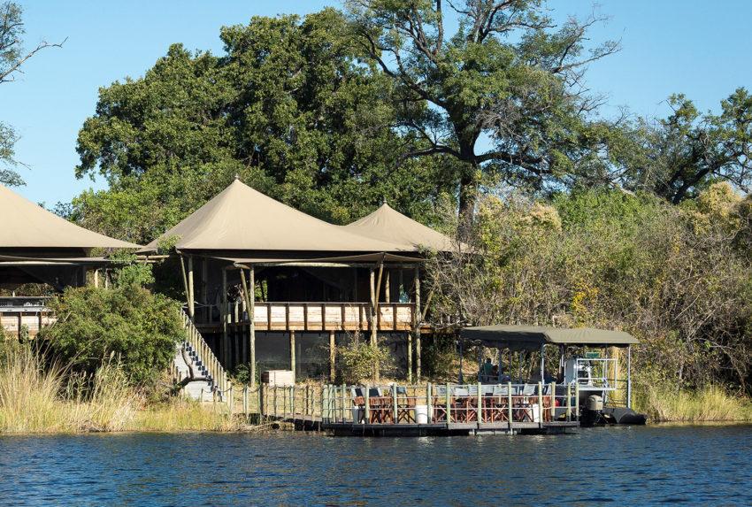 Duma Tau Lodge Botswana