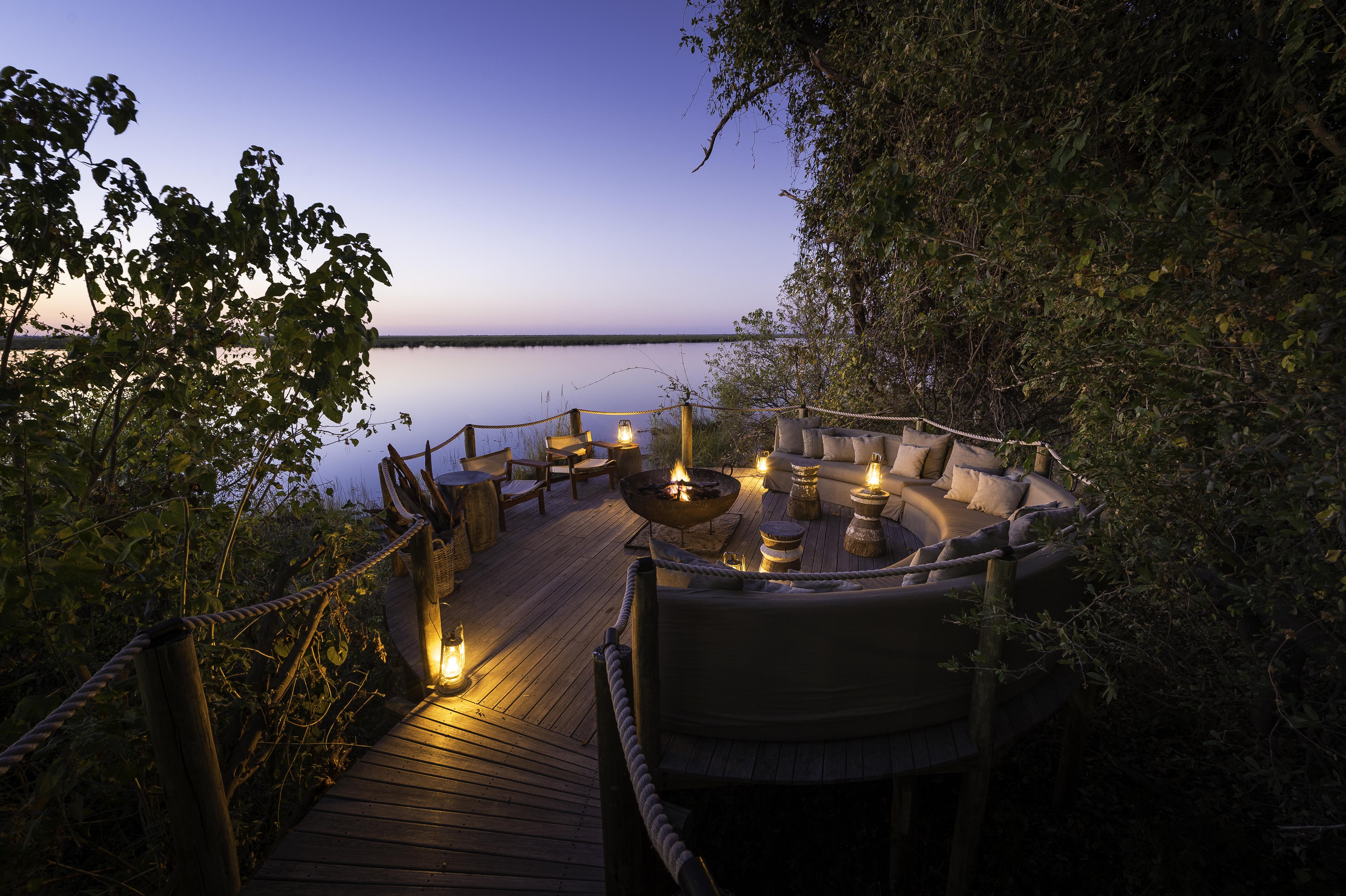 Duma-Tau-Lodge-Botswana-Sunset