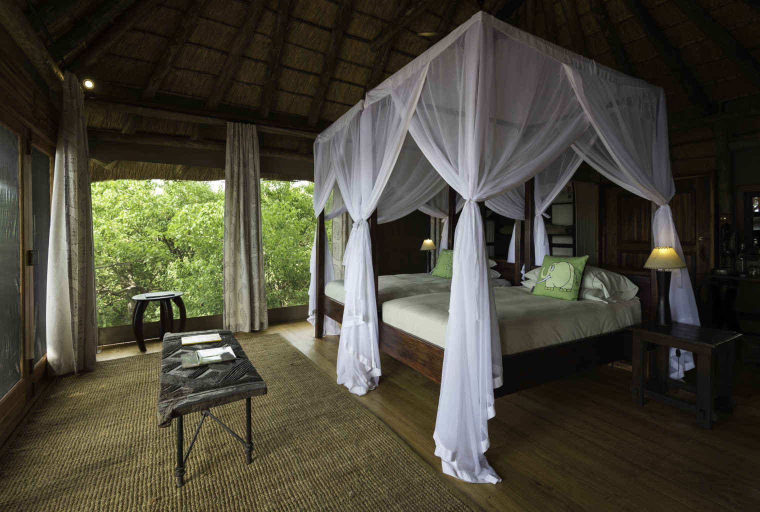 Kings Pool Camp Bostwana Bedroom