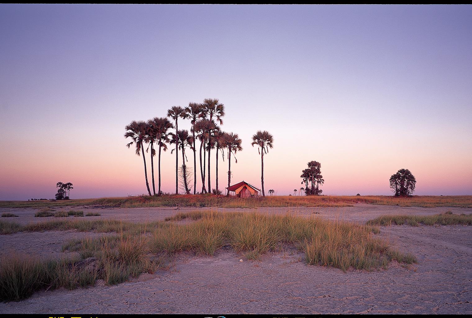 San-Camp-Botswana-Exterior