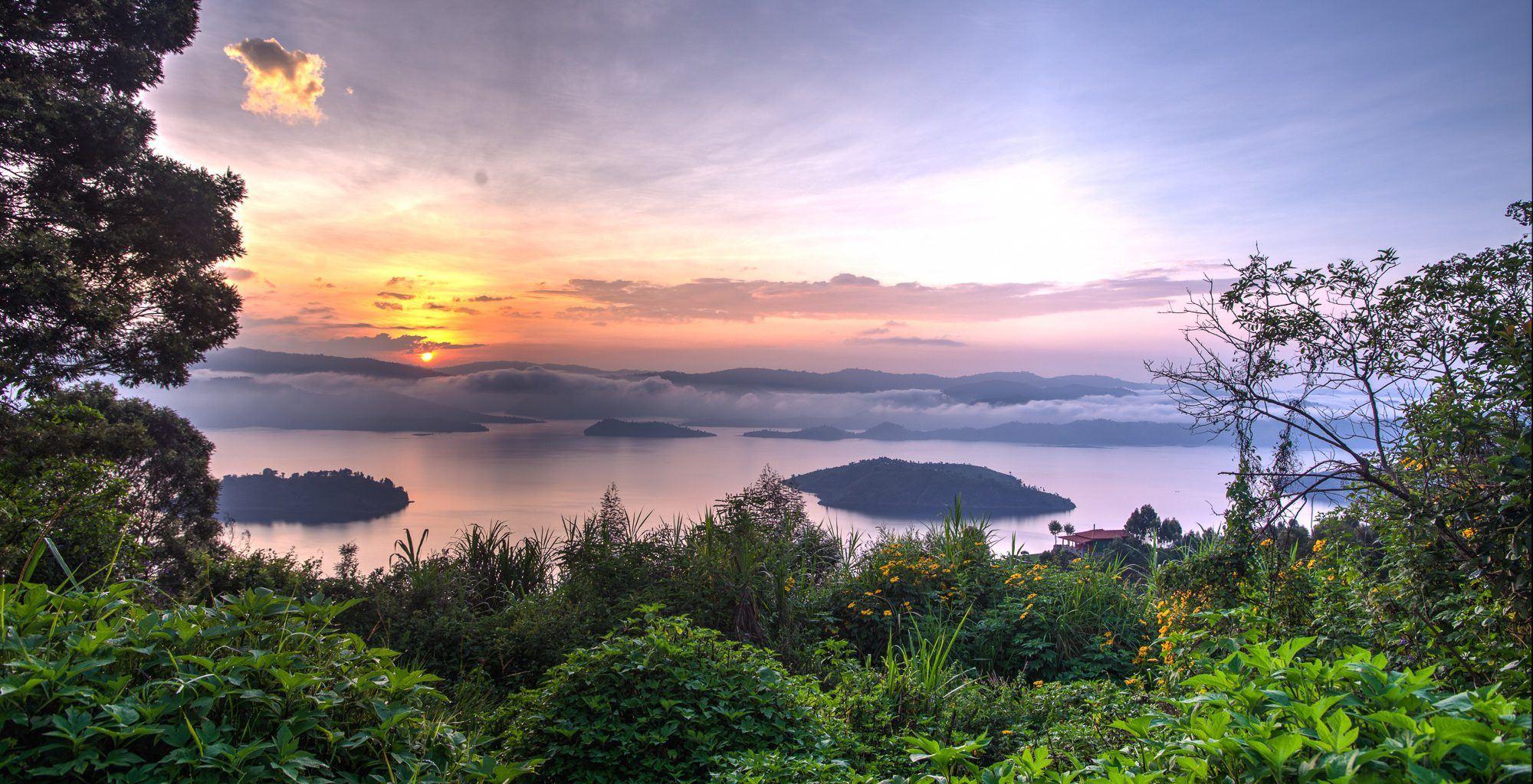 DRC-Sunset