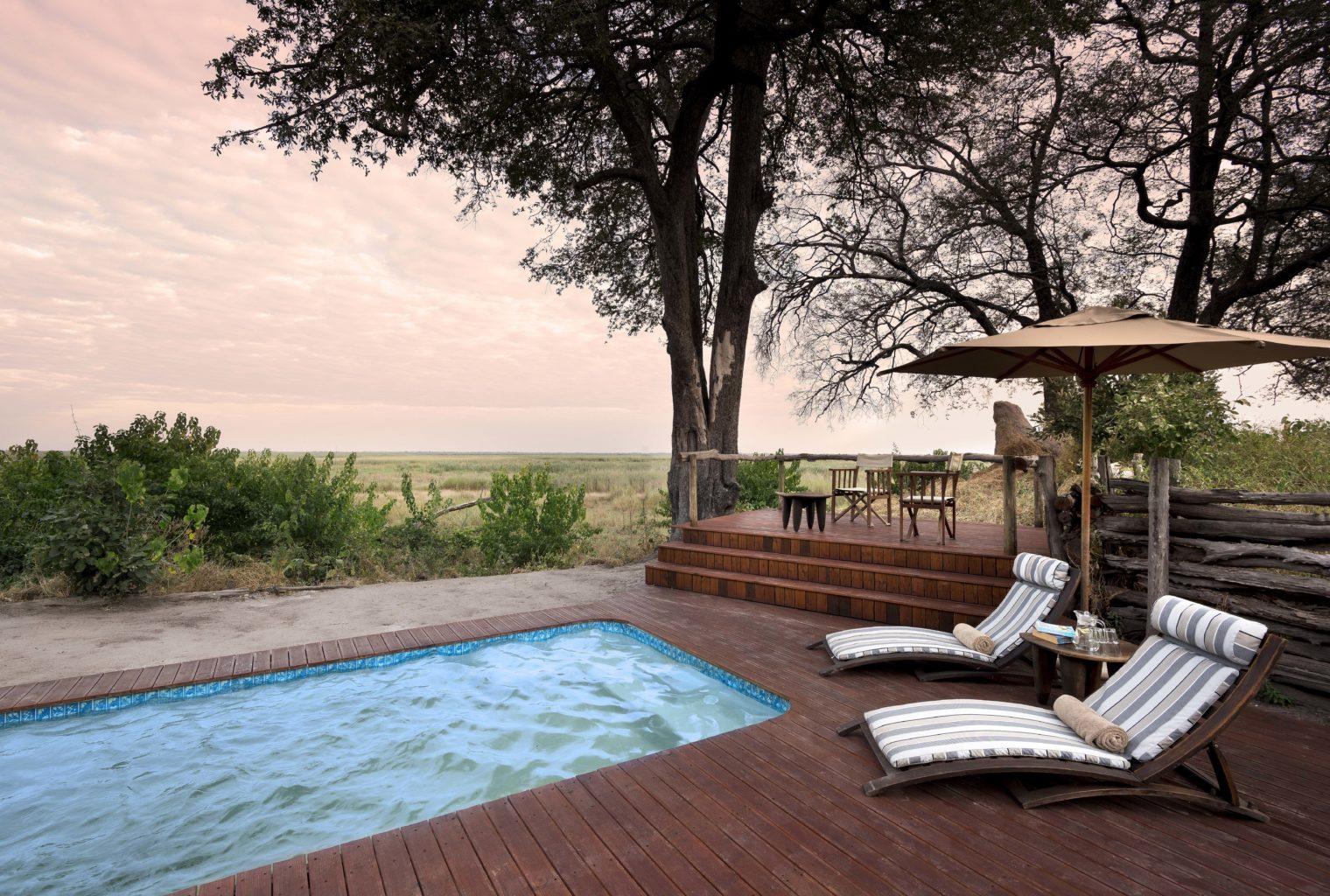 Linyanti Bush Camp Botswana Pool