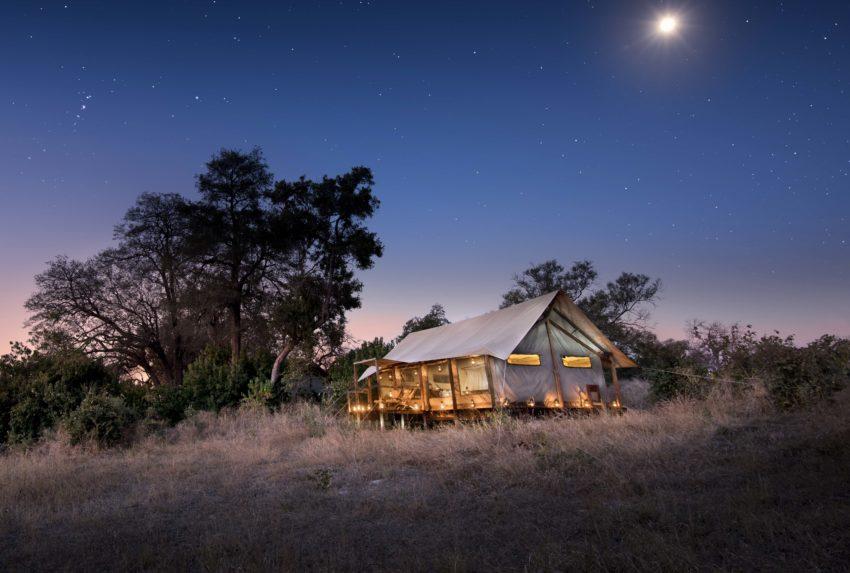 Linyanti Ebony Camp Exterior