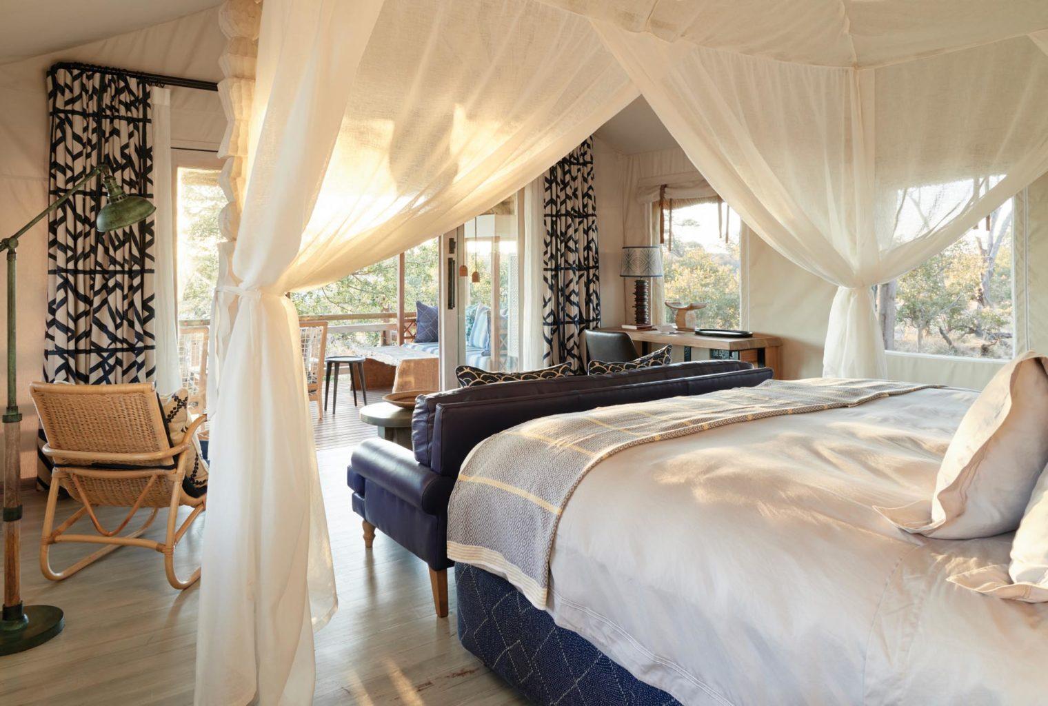 Belmond Safaris, Savute Elephant Lodge, Botswana.
