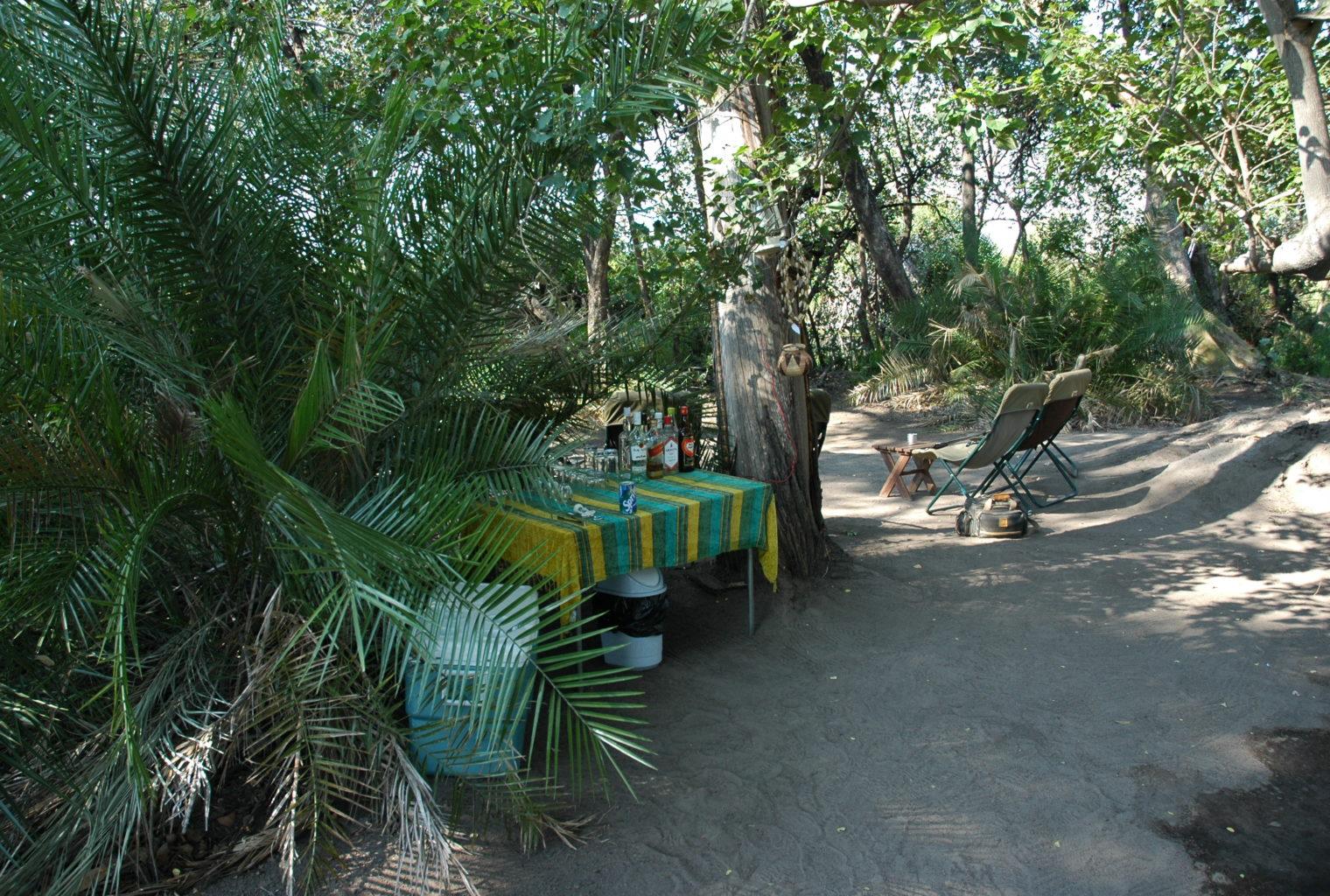 Kanana Mokoro Trails Dining
