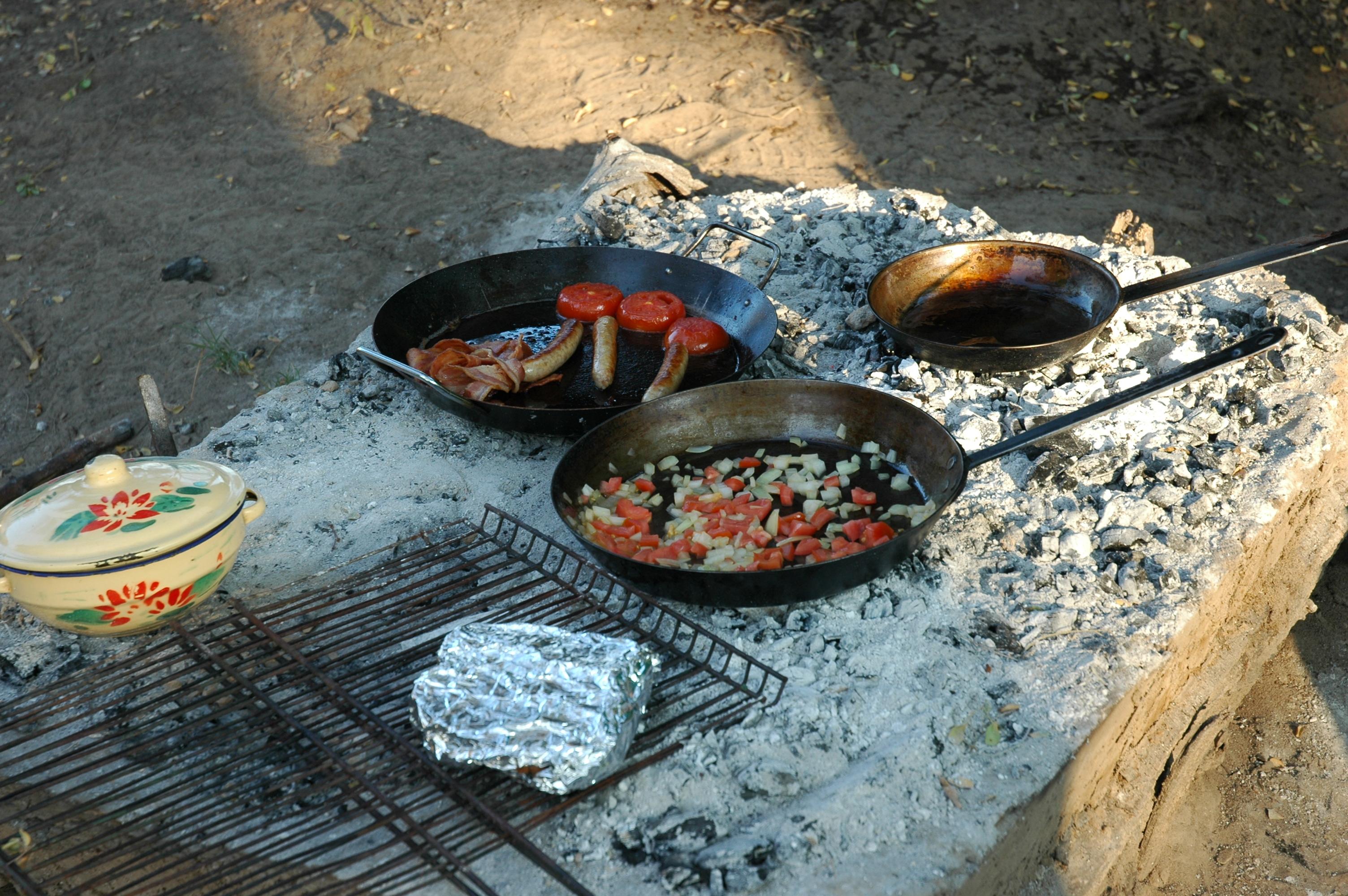 Kanana Mokoro Trails Food