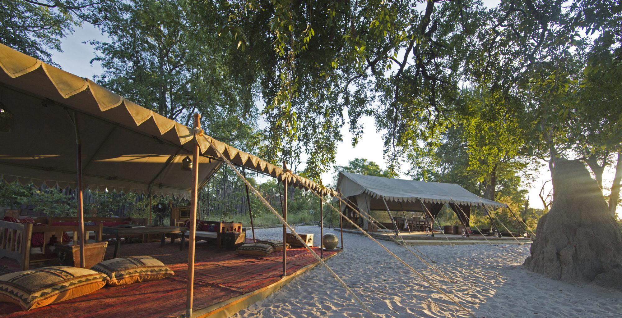 Botswana-Selinda-Explorer-Open-Tent