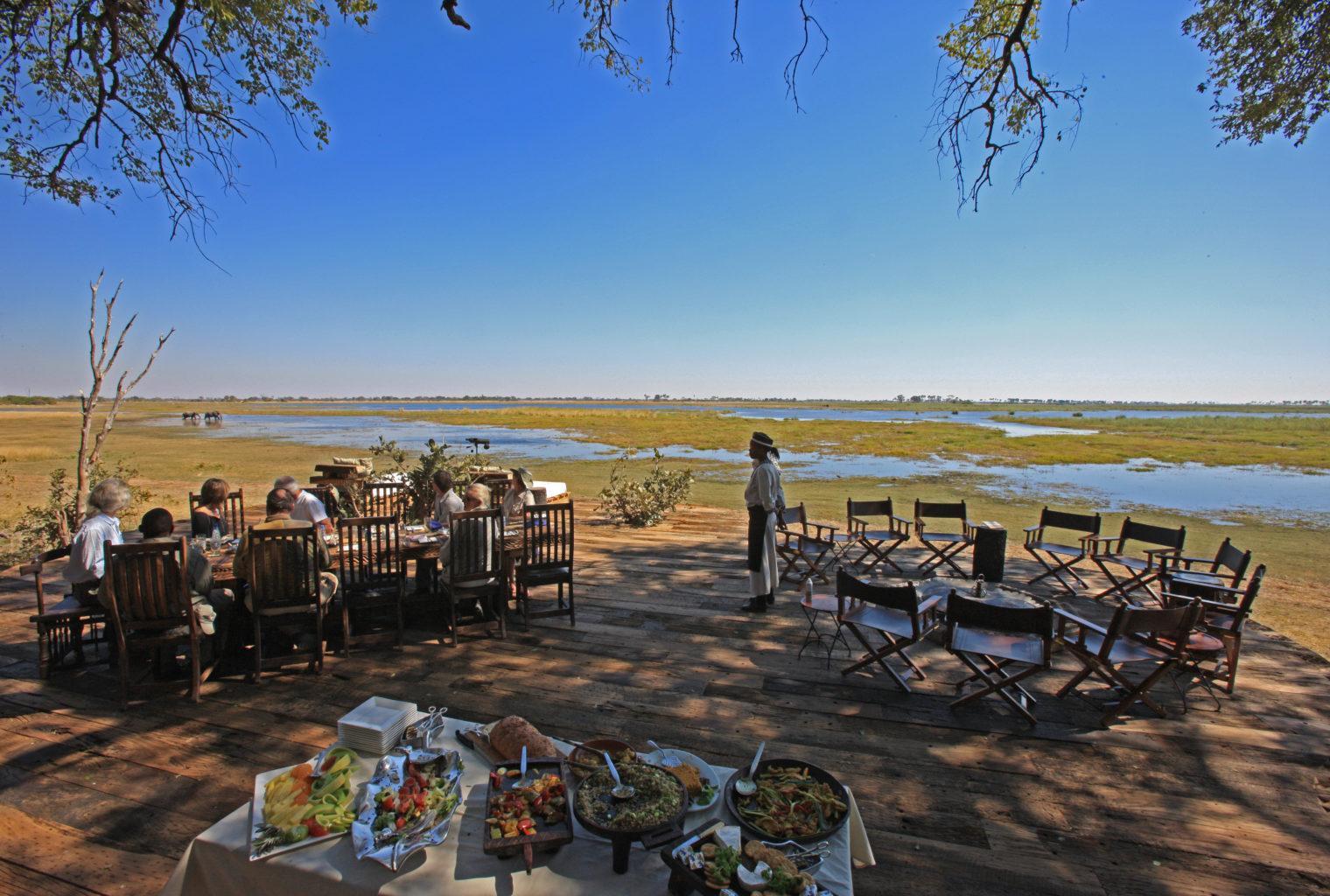 Zarafa_Bell_Botswana-Outdoor Lunch