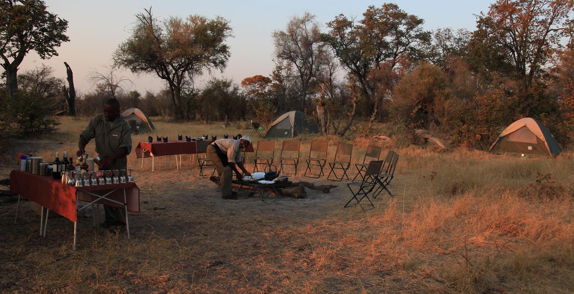 Botswana-Selinda-Canoe-Trail-Camp