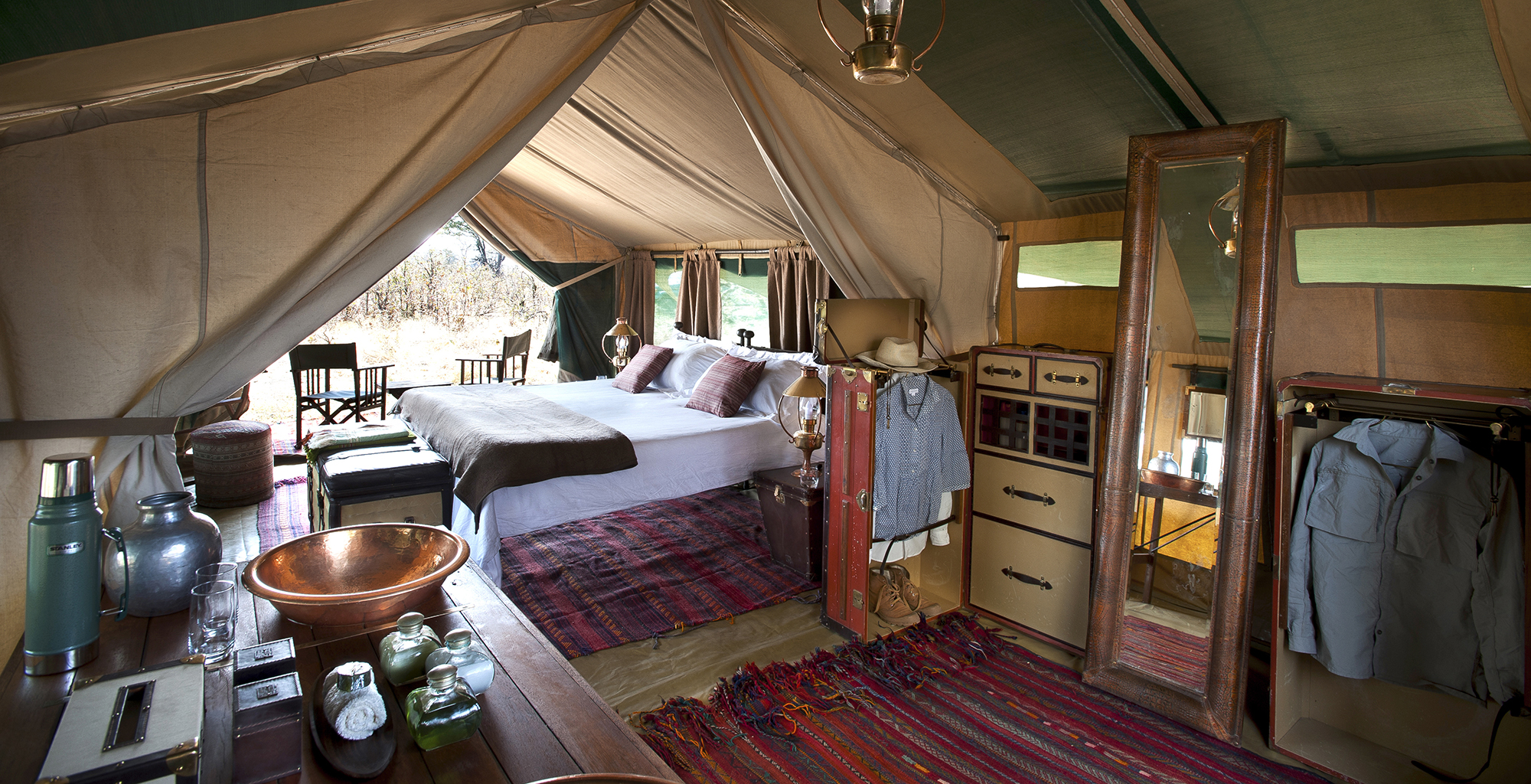 Botswana-Selinda-Explorer-Bedroom