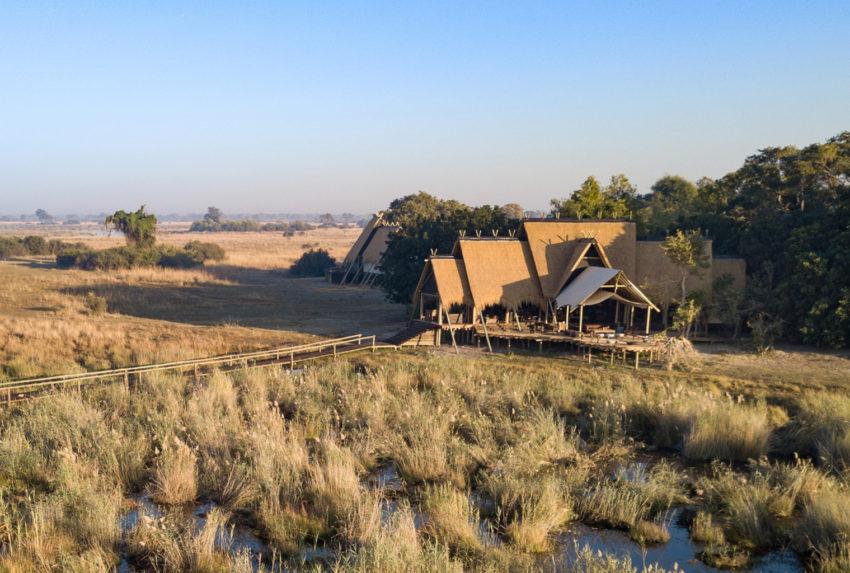 Botswana-Selinda-Camp-Aerial-Hero