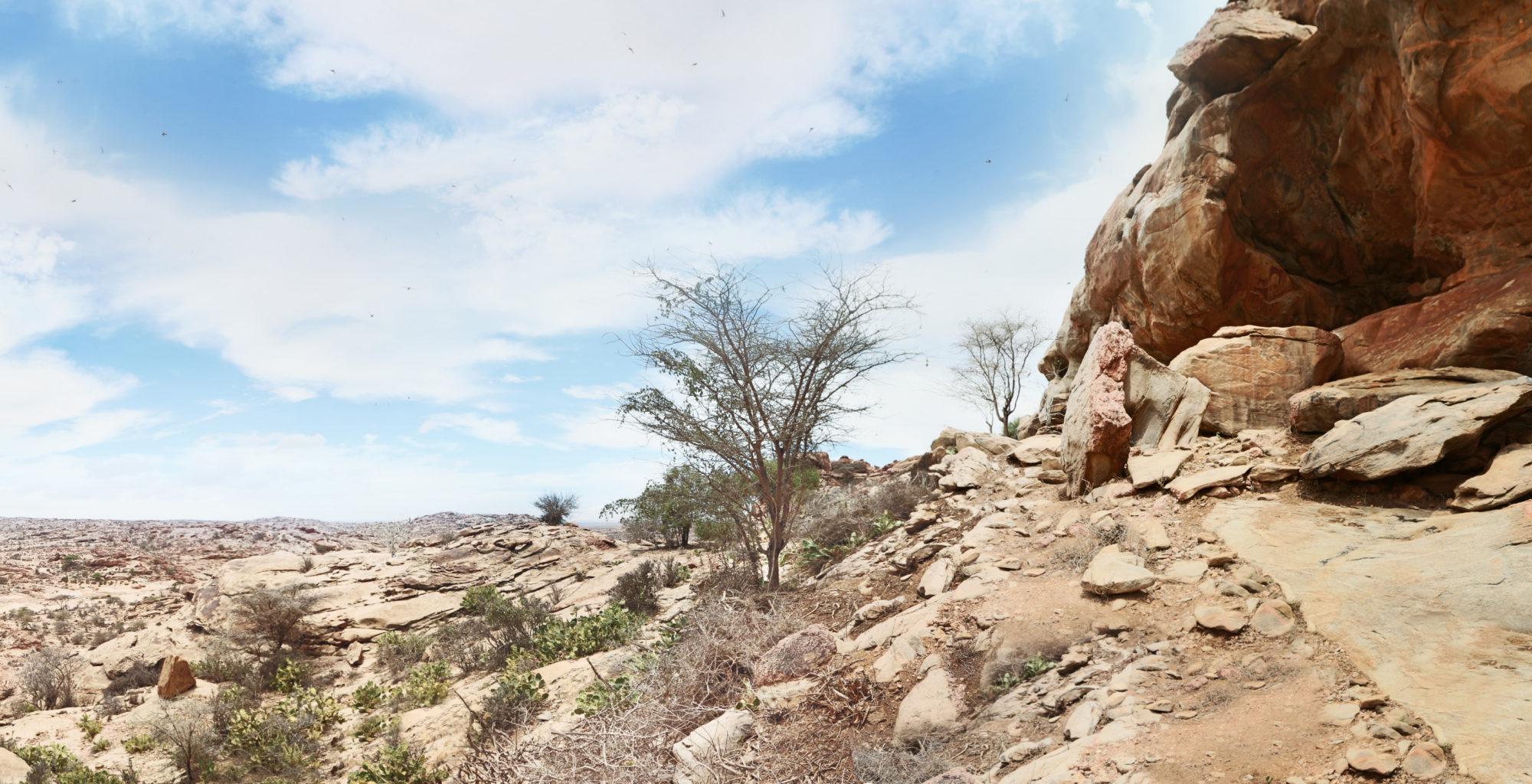 Somaliland-Las-Geel-Landscape