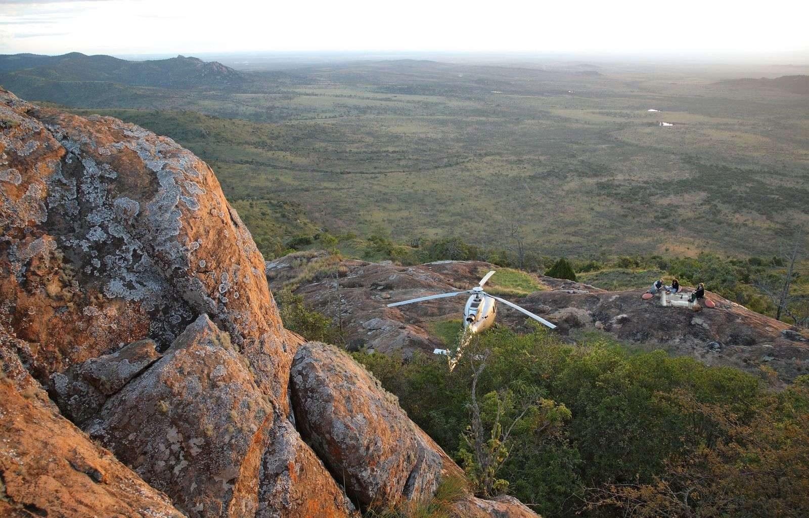 Enasoit Kenya Aerial Shot