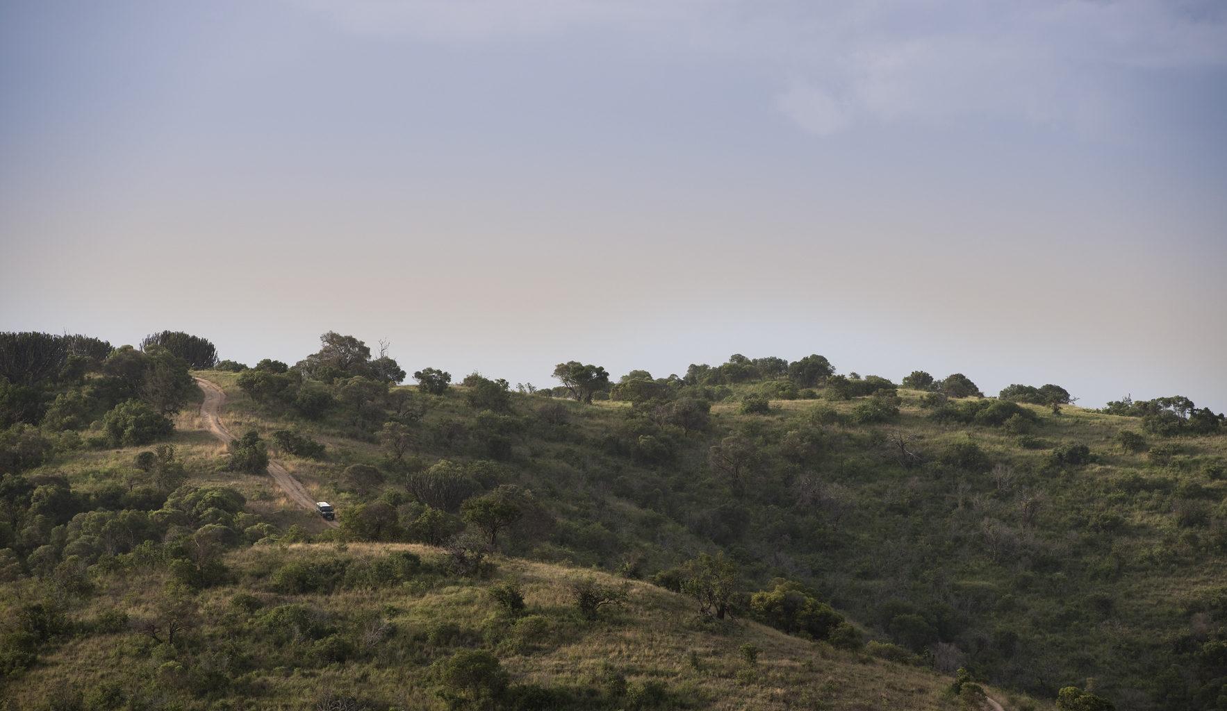 Sirai Kenya Landscape