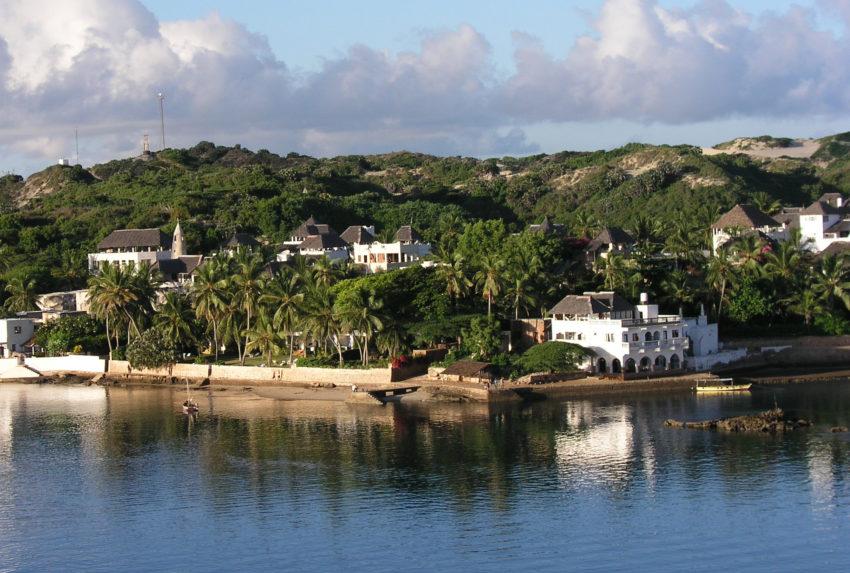 Peponi Lamu Kenya Exterior