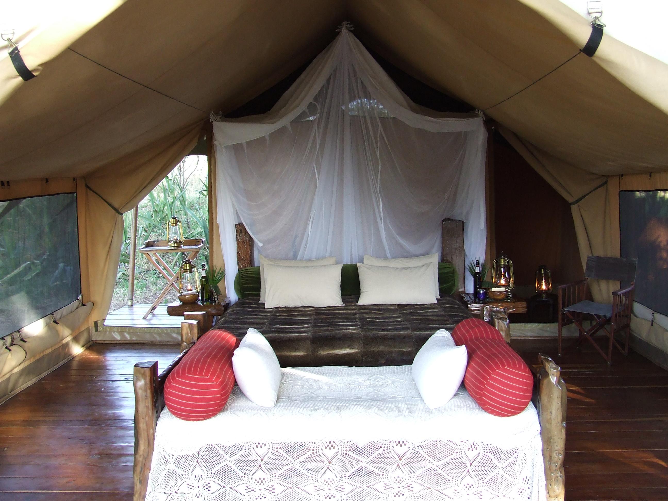 Lemartis Camp Kenya Bed