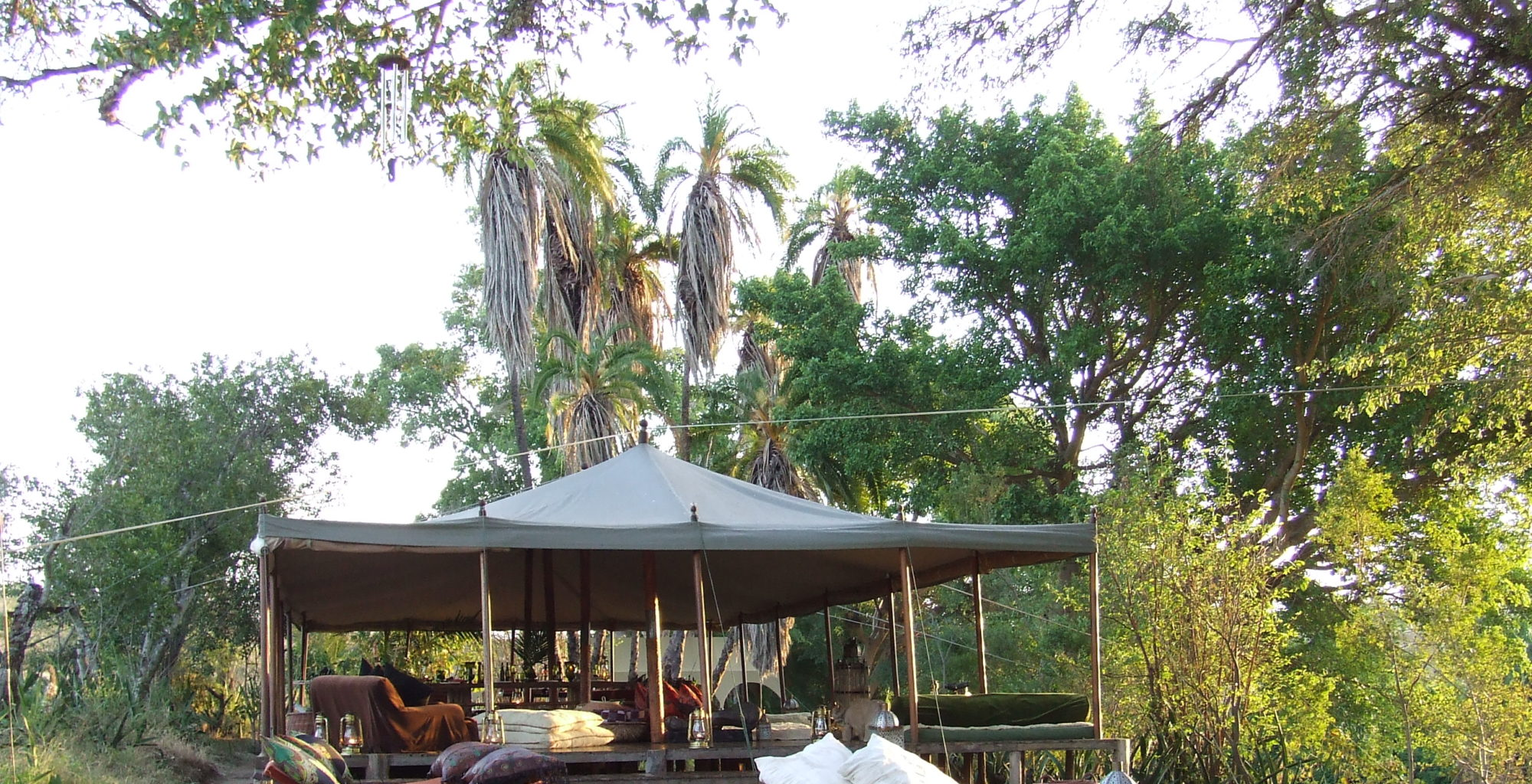 Lemartis Camp Kenya Exterior