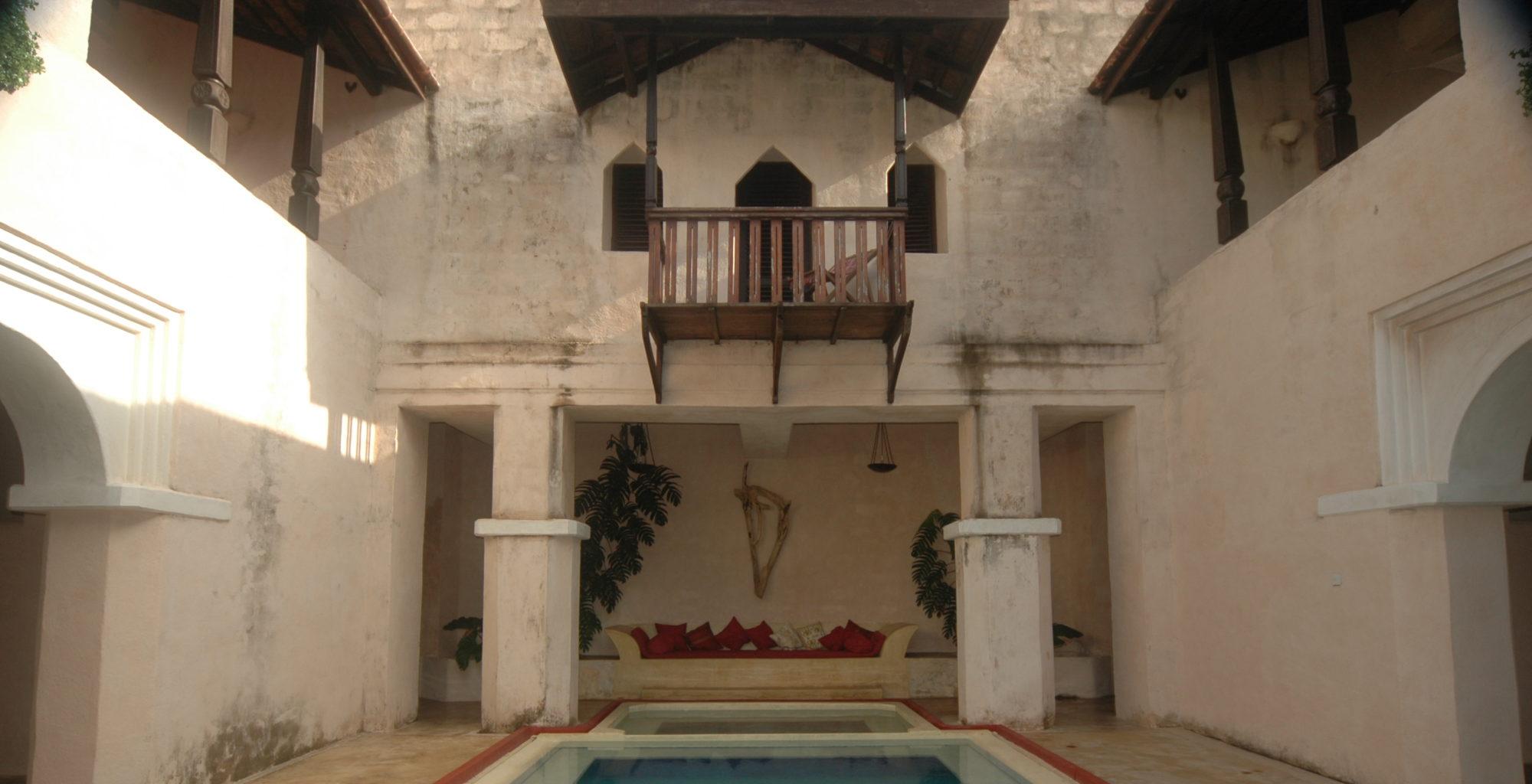 The Fort Kenya Pool