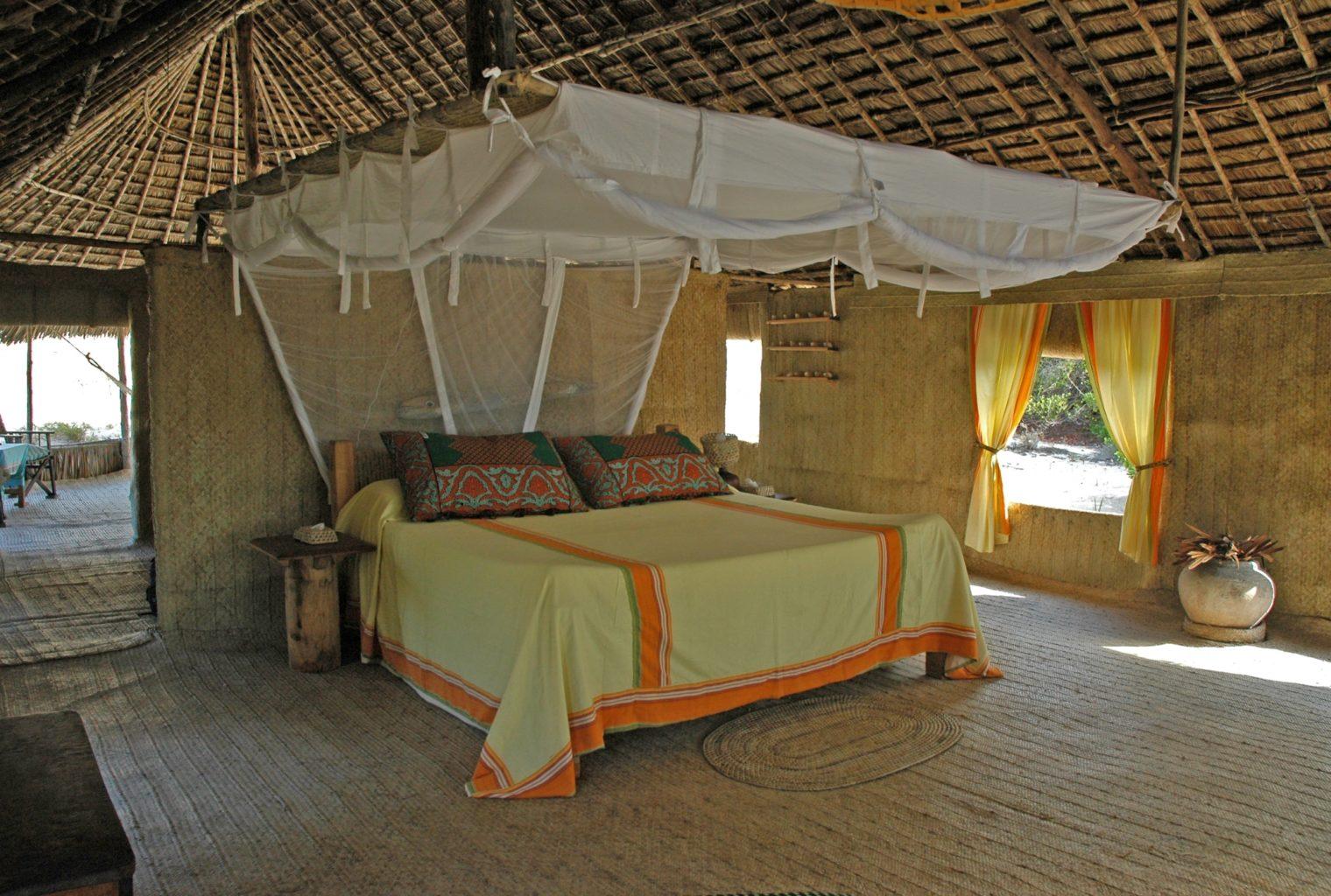 Kiwayu Kenya Bedroom