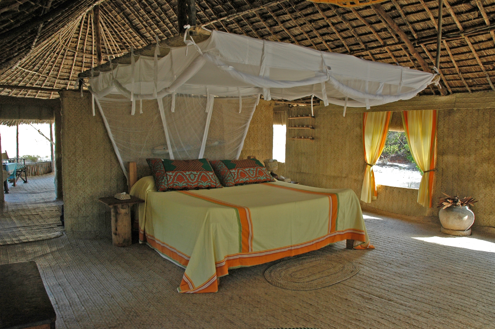 Kiwayu Kenya Bedroom