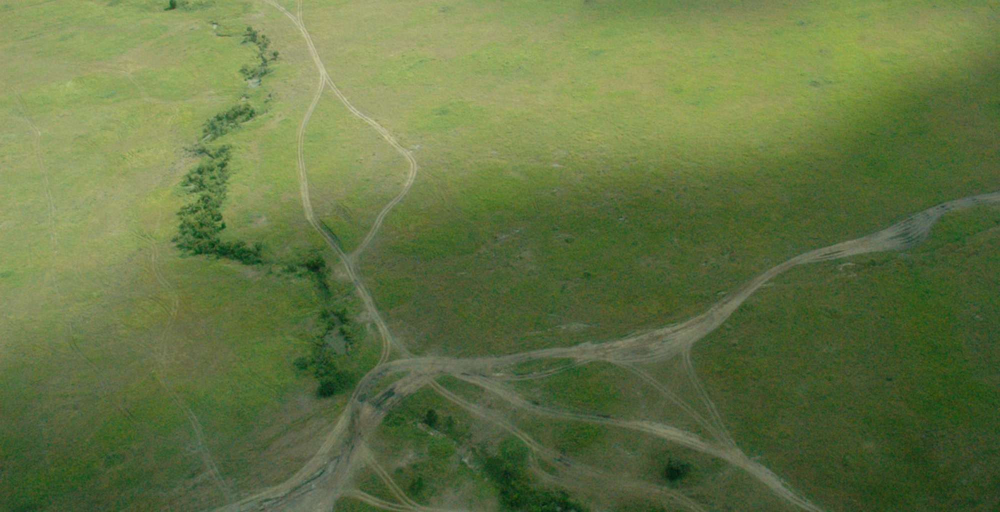 Great Rift Valley Kenya Aerial