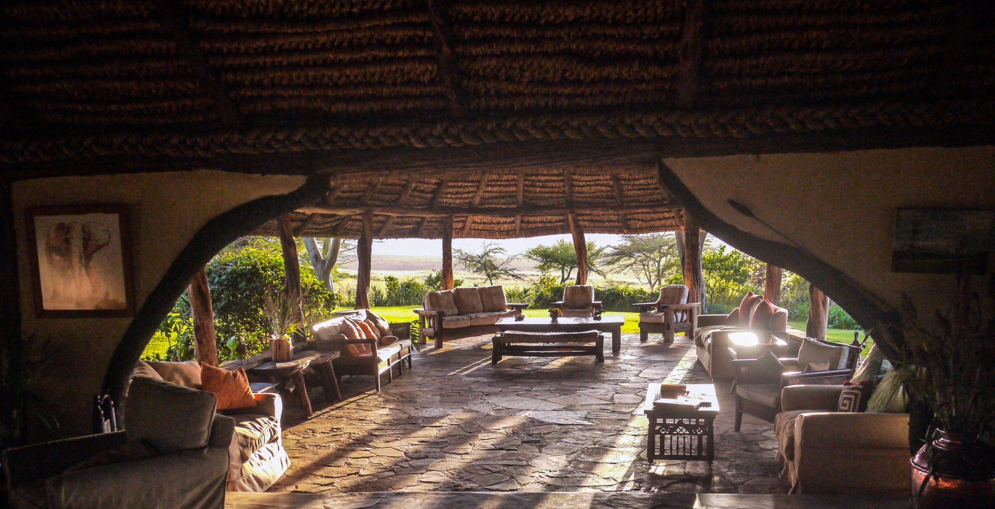 Lewa-House Kenya sitting Room