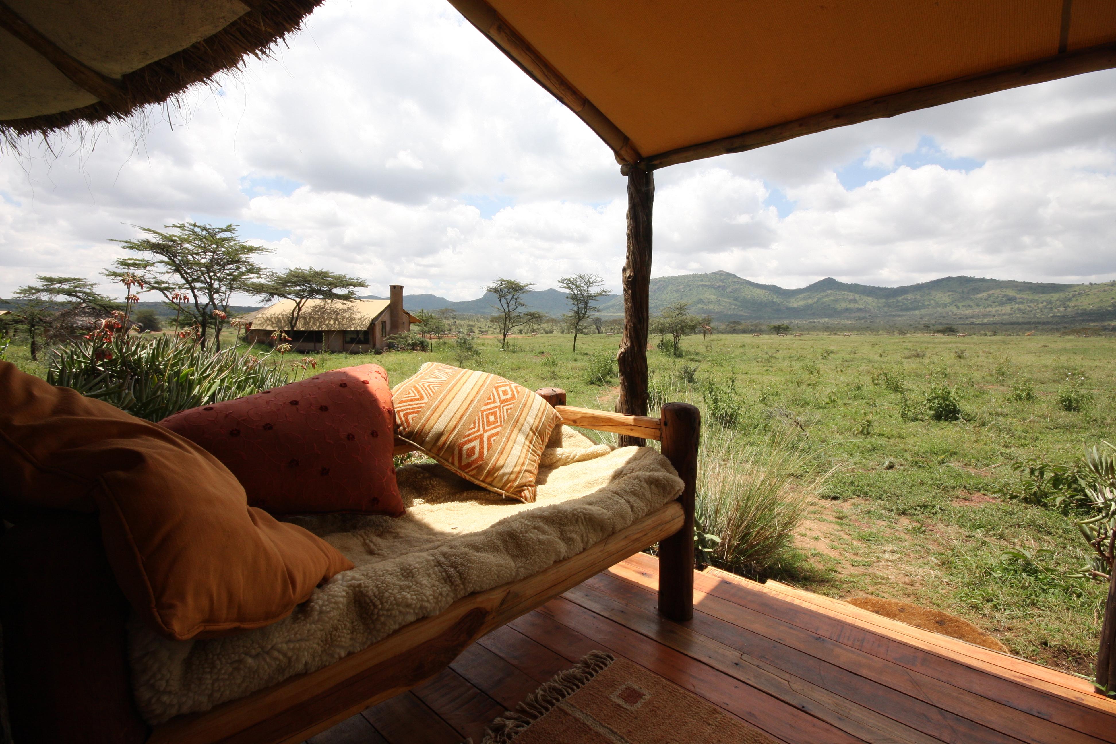 Enasoit Kenya Camp Two Tents