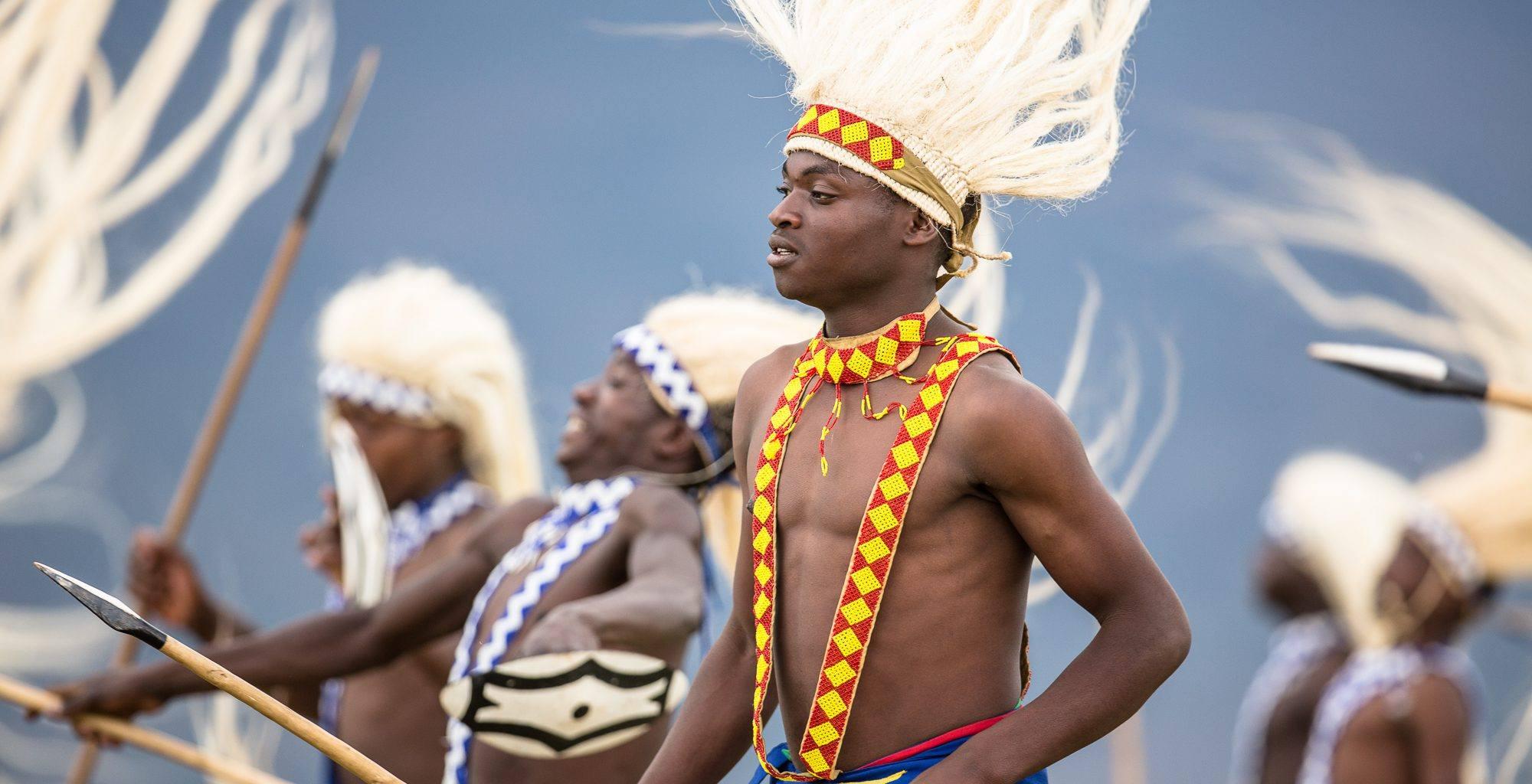 Rwanda-Intore-Dancers