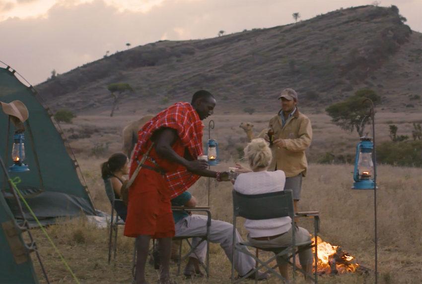Walking Wild Kenya