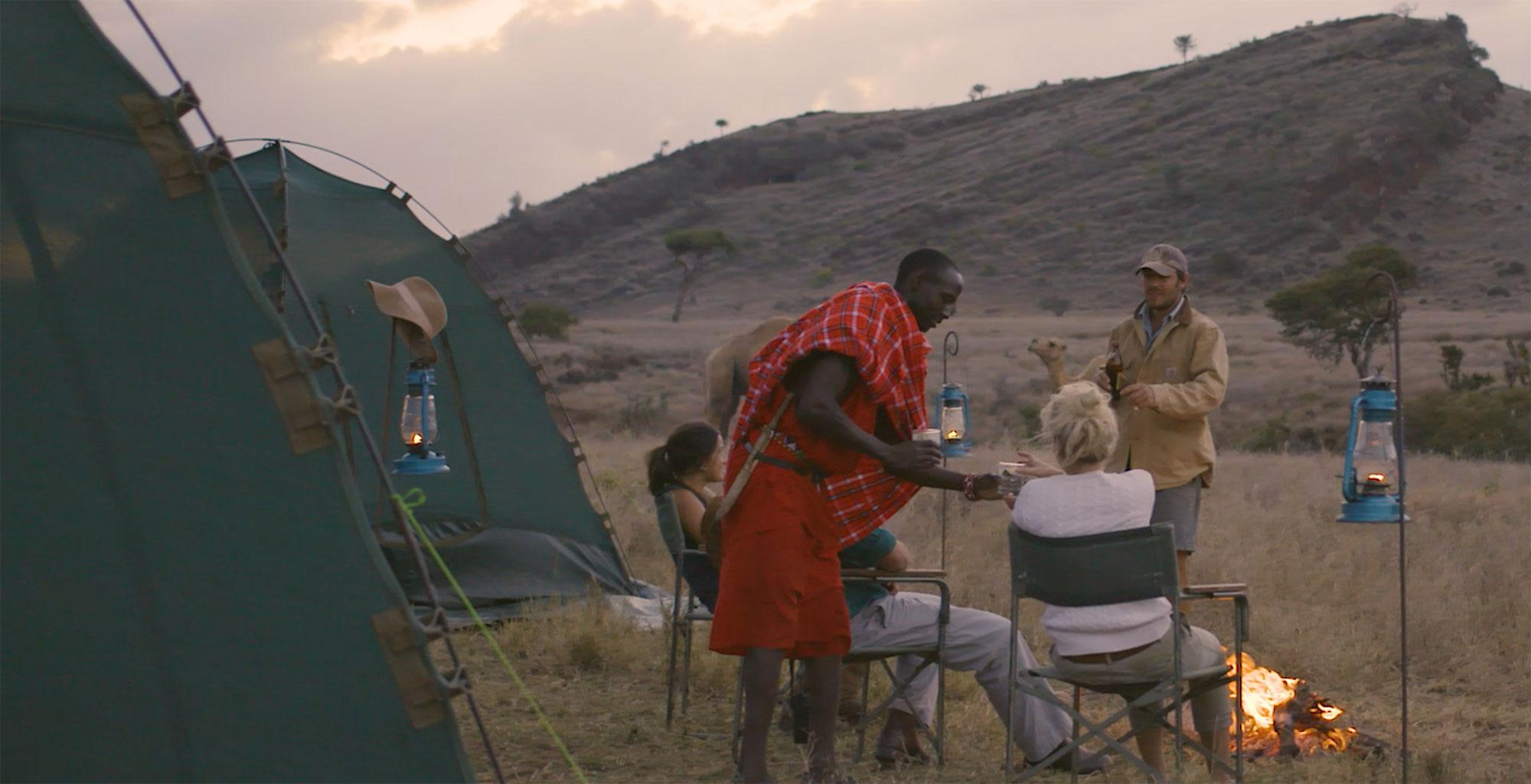 Kenya-Walking-Wild-Camp