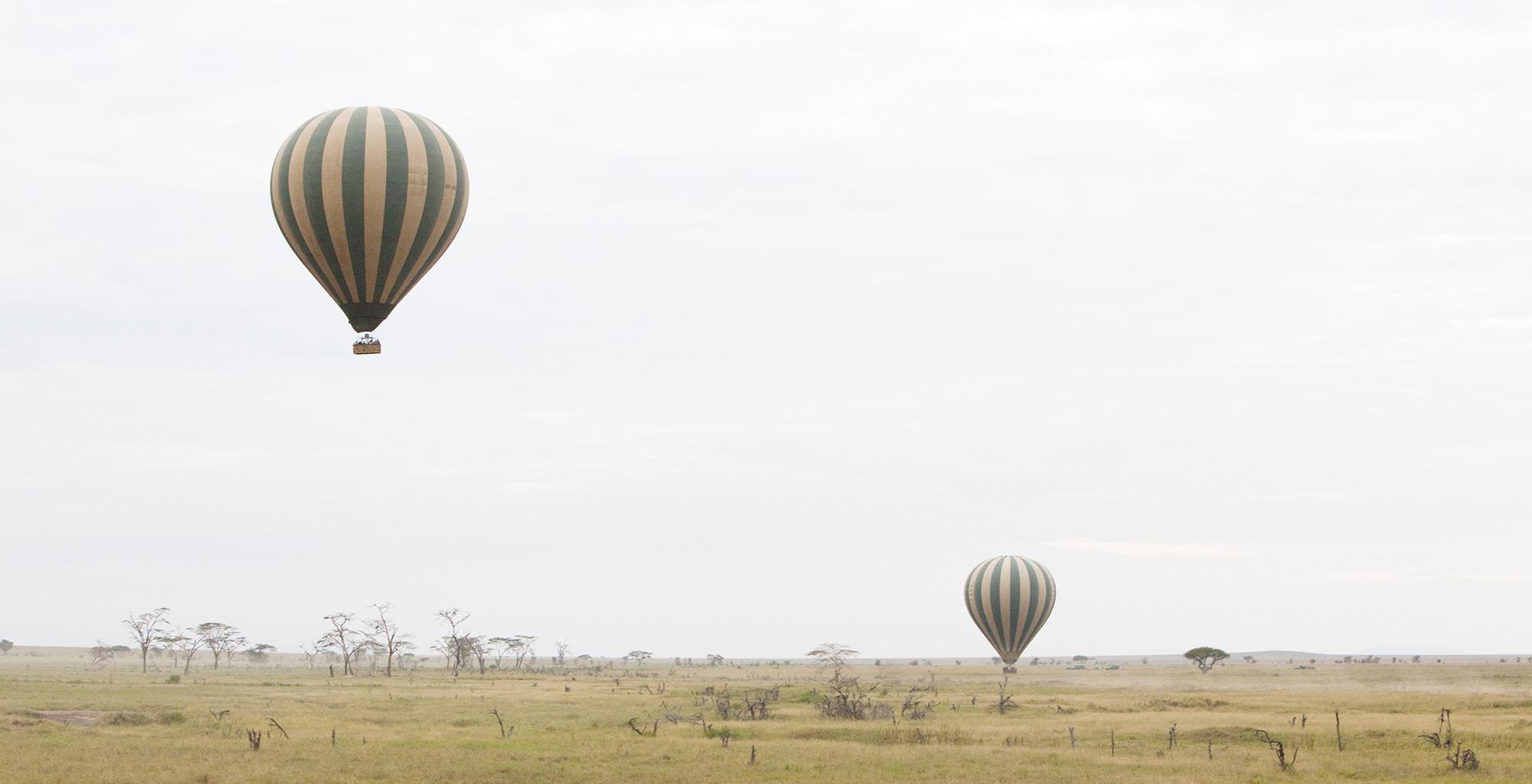 Tanzania-Balloon-Safari