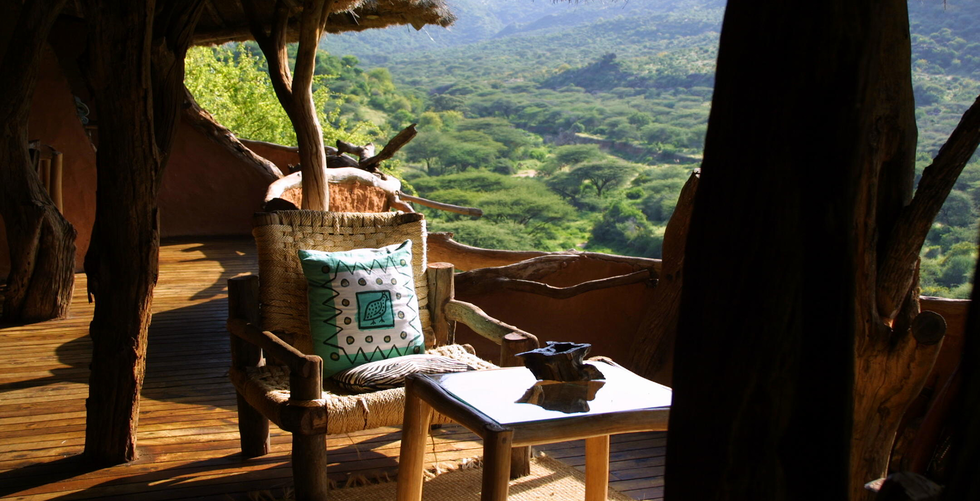 Il Ngwesi Lodge in Laikipia Central Highlands, Kenya - Journeys by ...