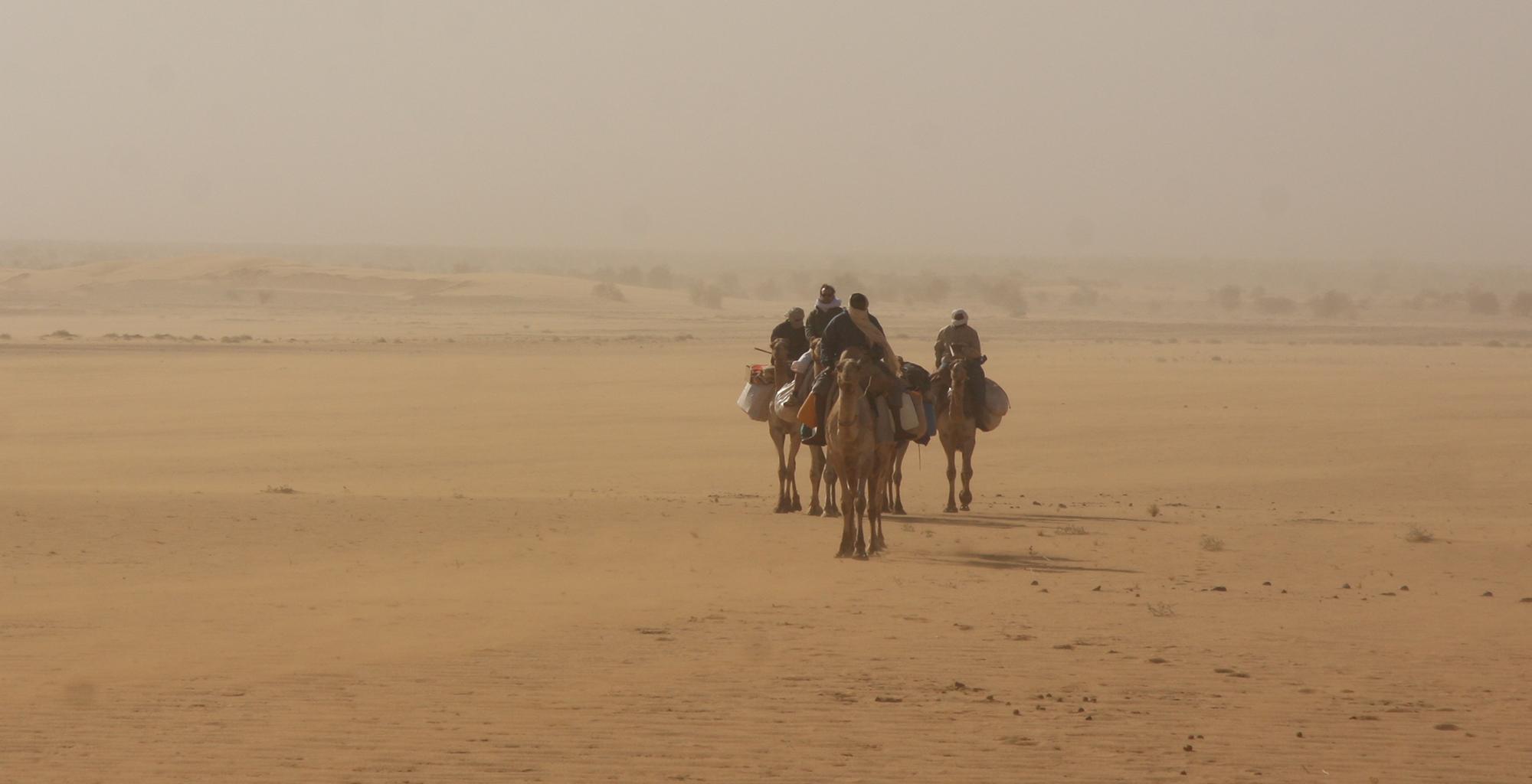 Sudan-Camel-Ride