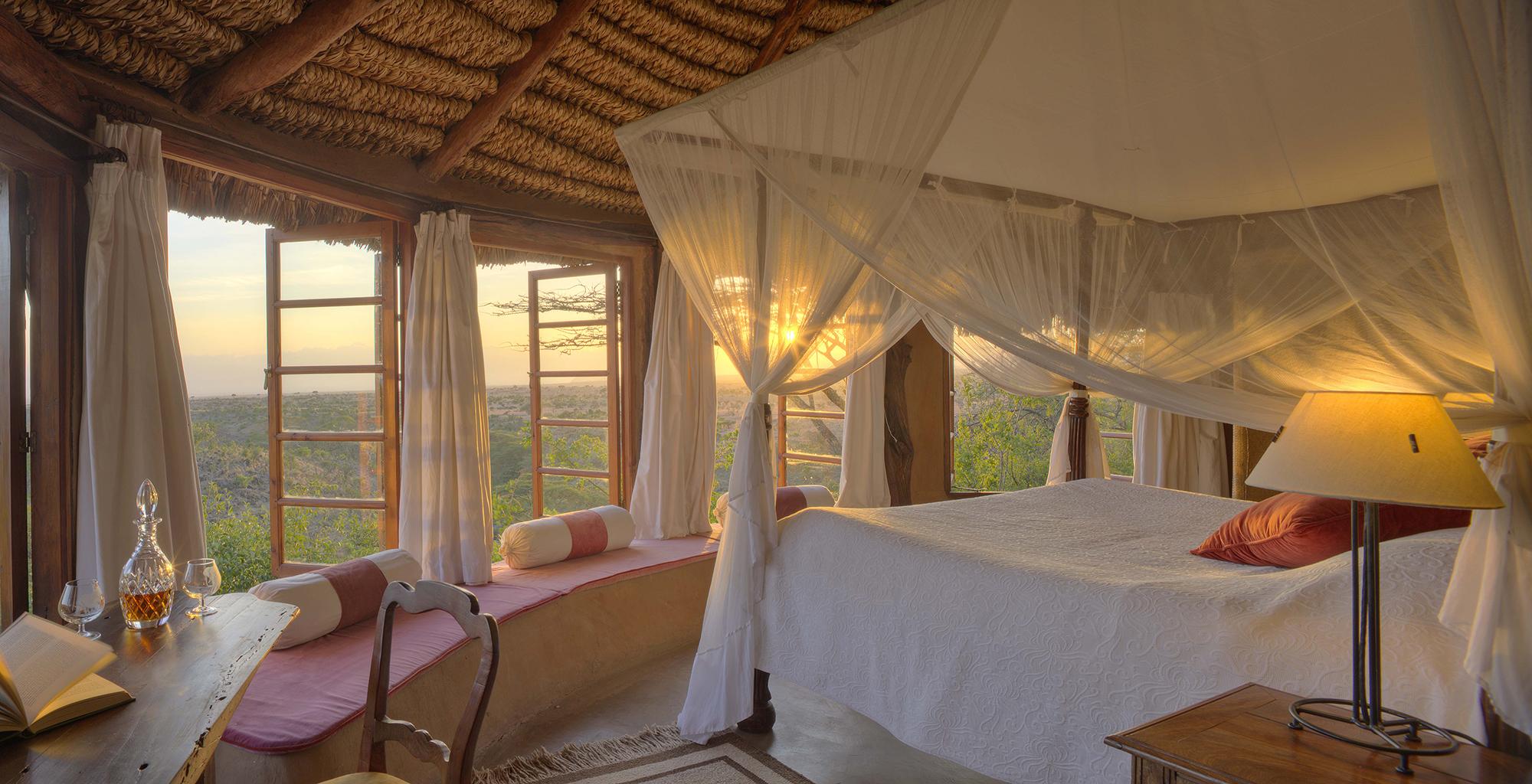 Kenya-Lewa-Wilderness-Bedroom