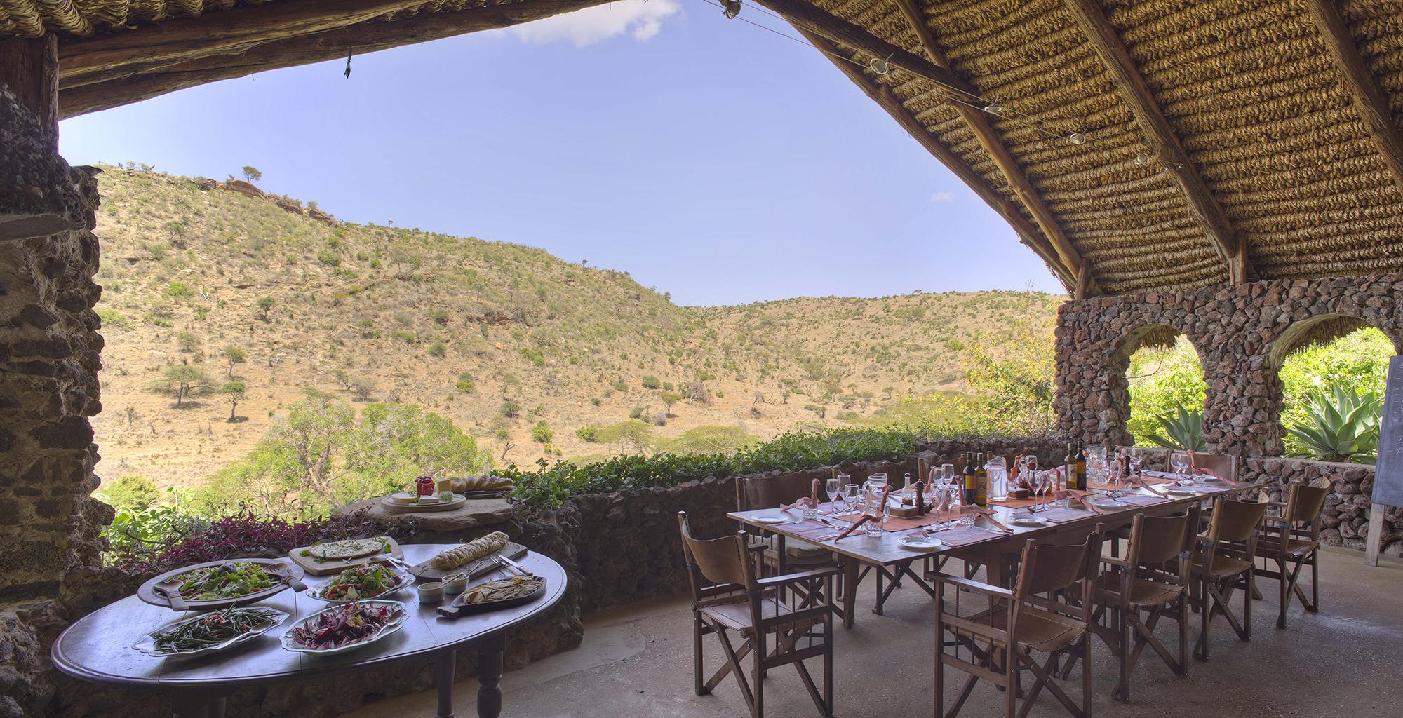 Kenya-Lewa-Wilderness-Dining