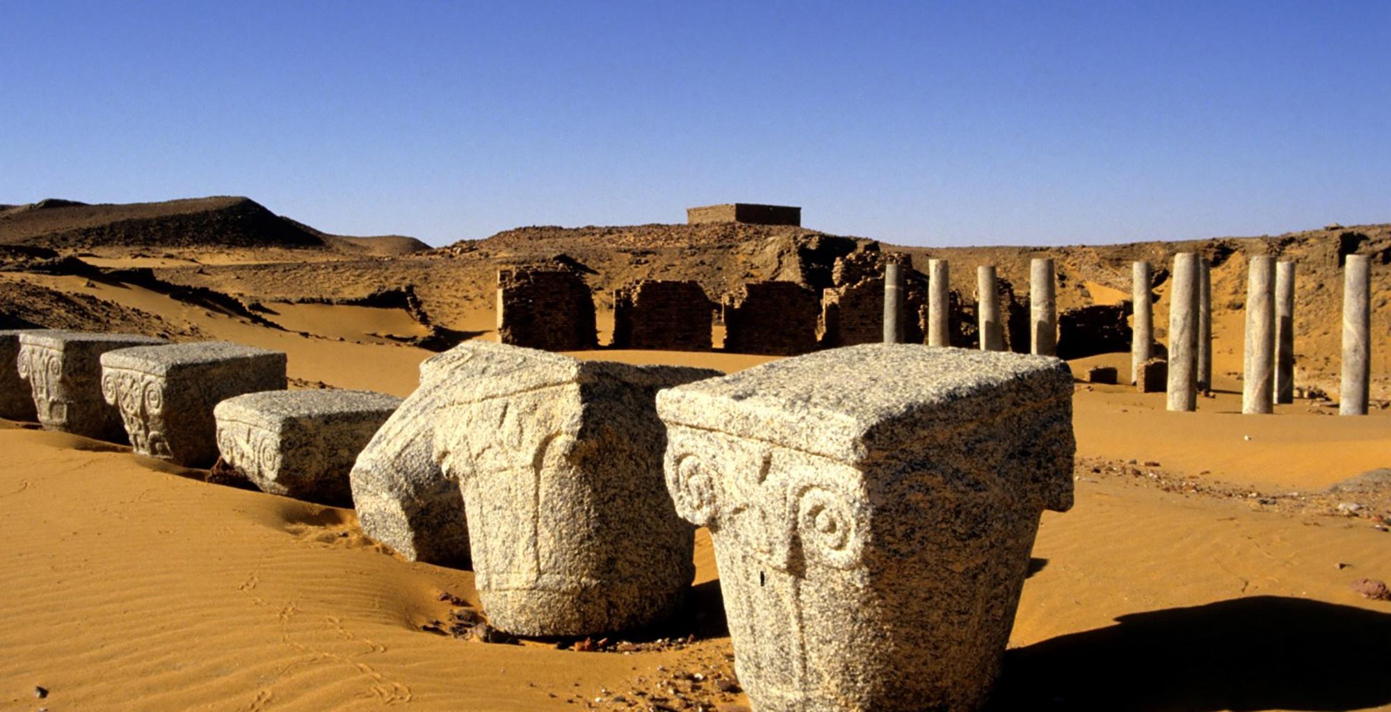 Sudan-Architecture