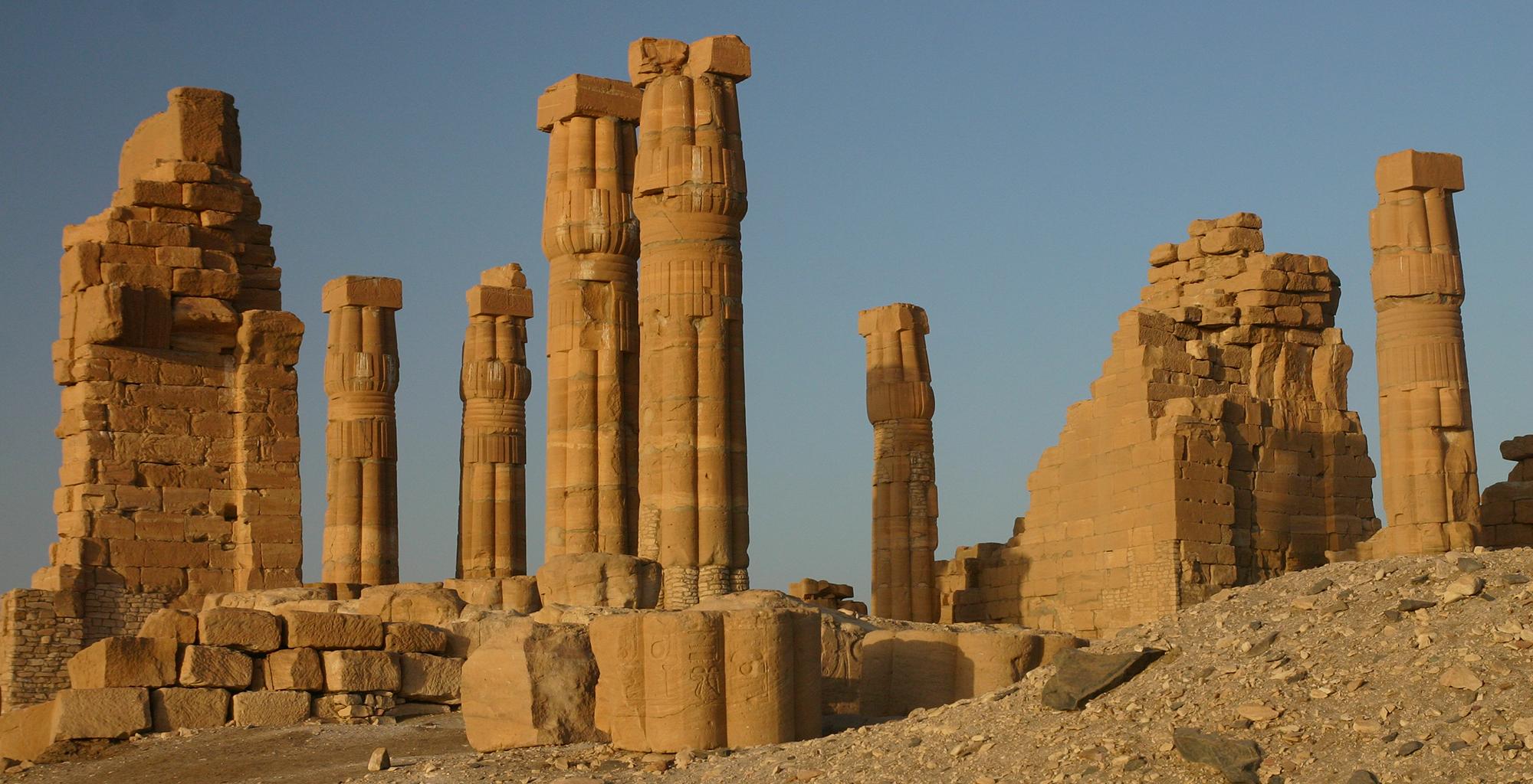 Sudan-Soleb-Architecture