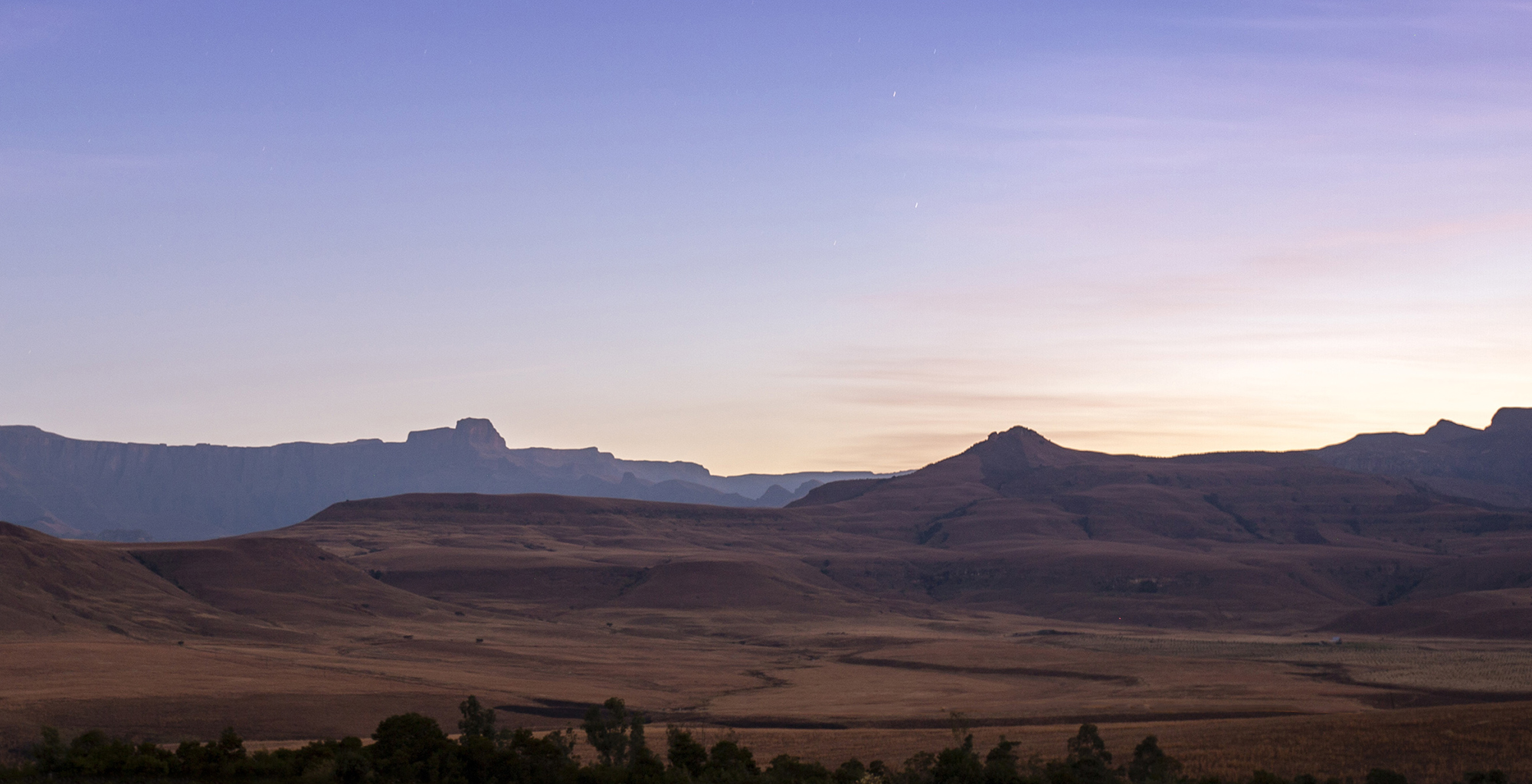 South-Africa-Landscape-Sunset
