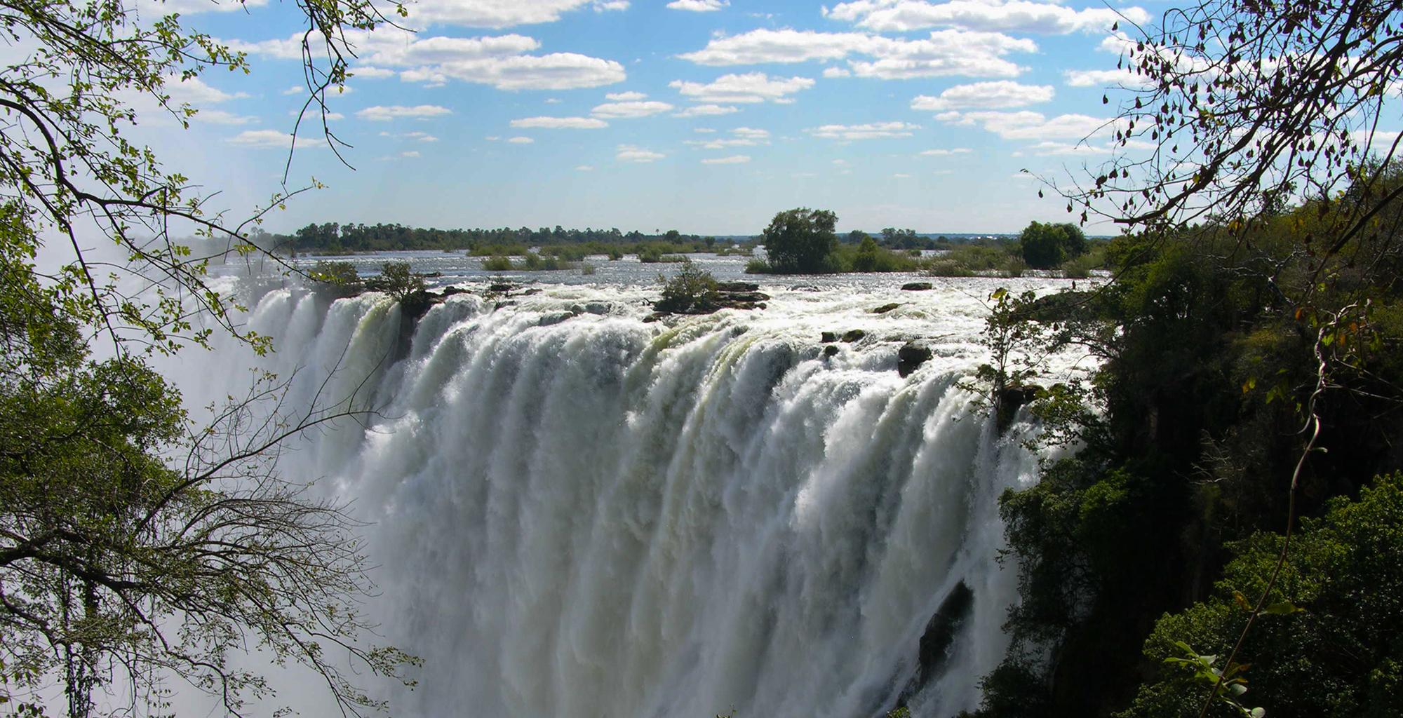 Zambia-Victoria-Falls