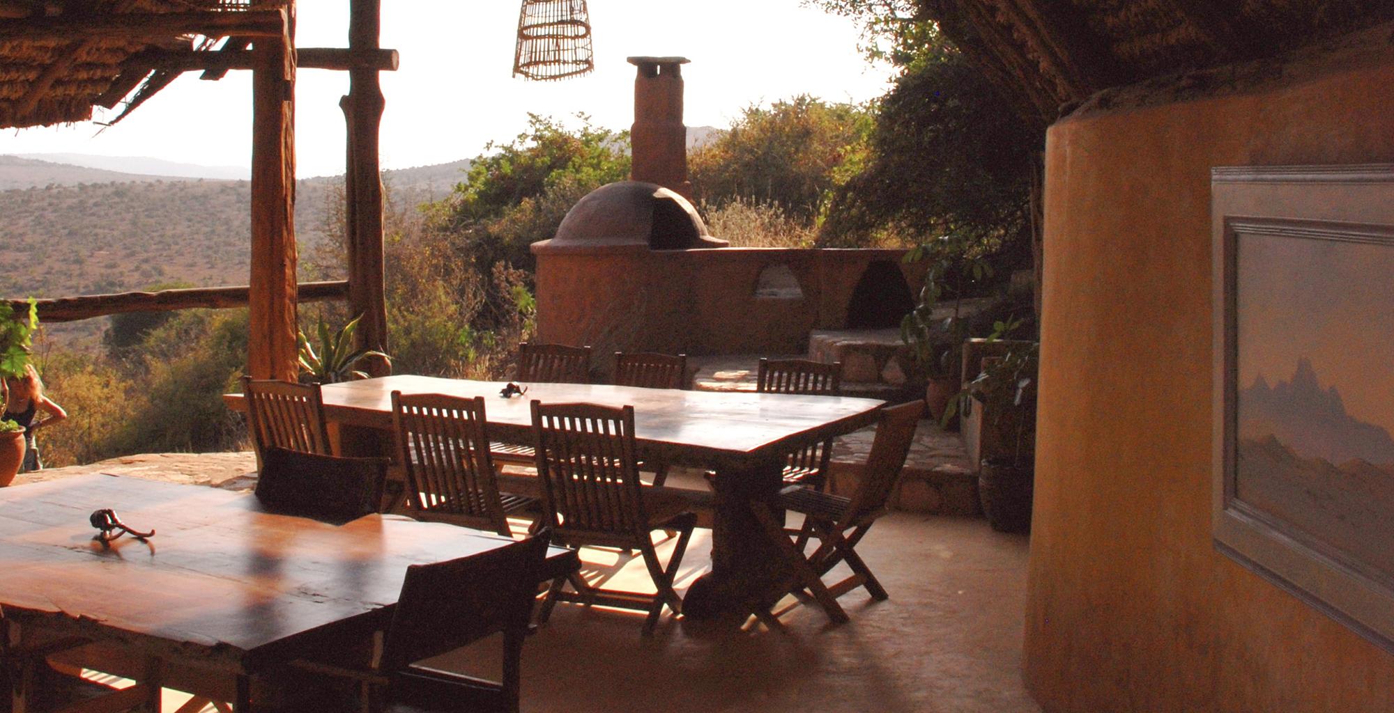 Kenya-Borana-Dining