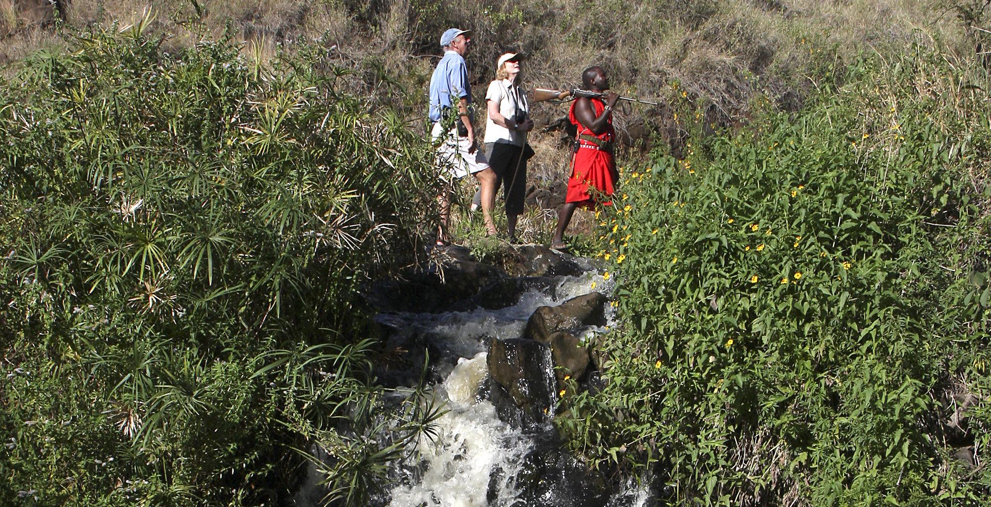 Kenya-Walking-Wild-Waterfall