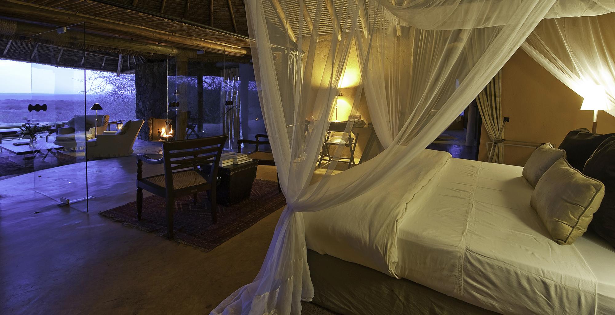 Kenya-Ol-Donyo-Bedroom