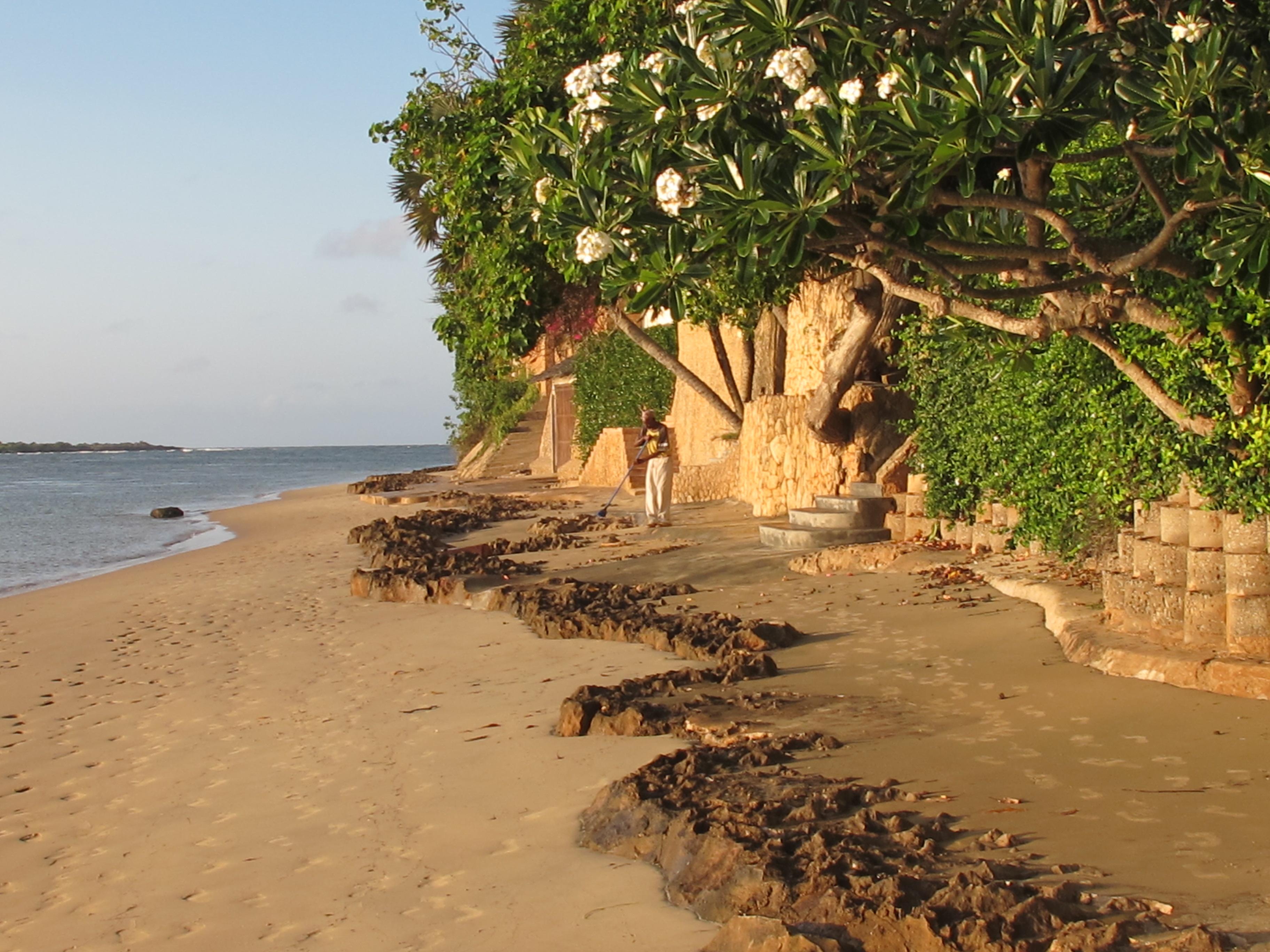 Peponi Hotel Kenya Beach