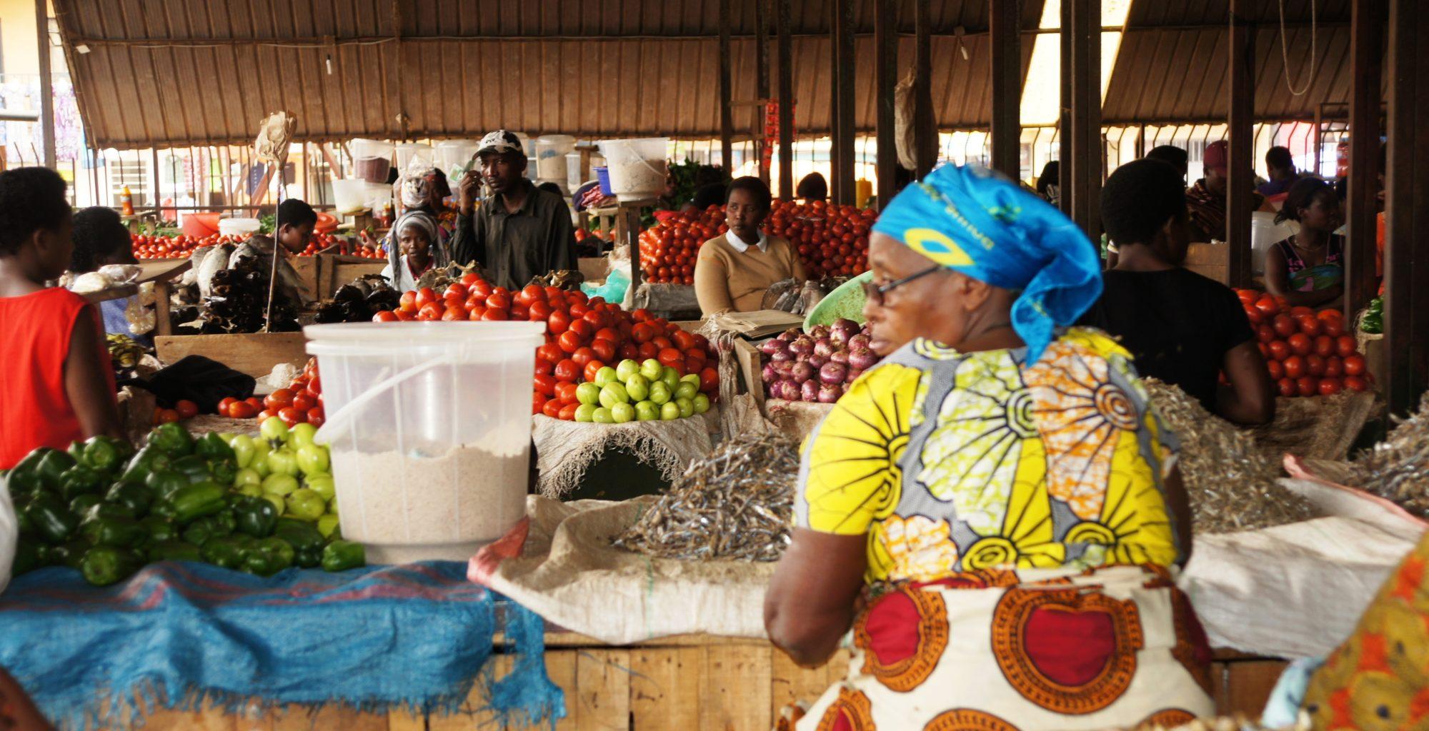 Rwanda-Kigali-Market
