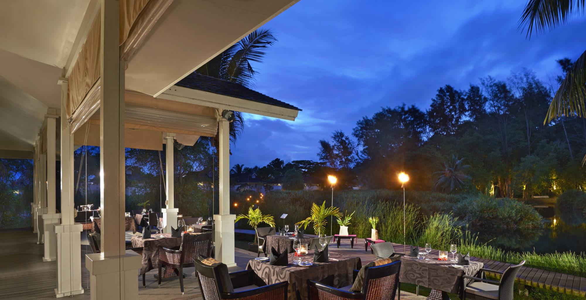 Banyan Tree Hotel Seychelles Lounge