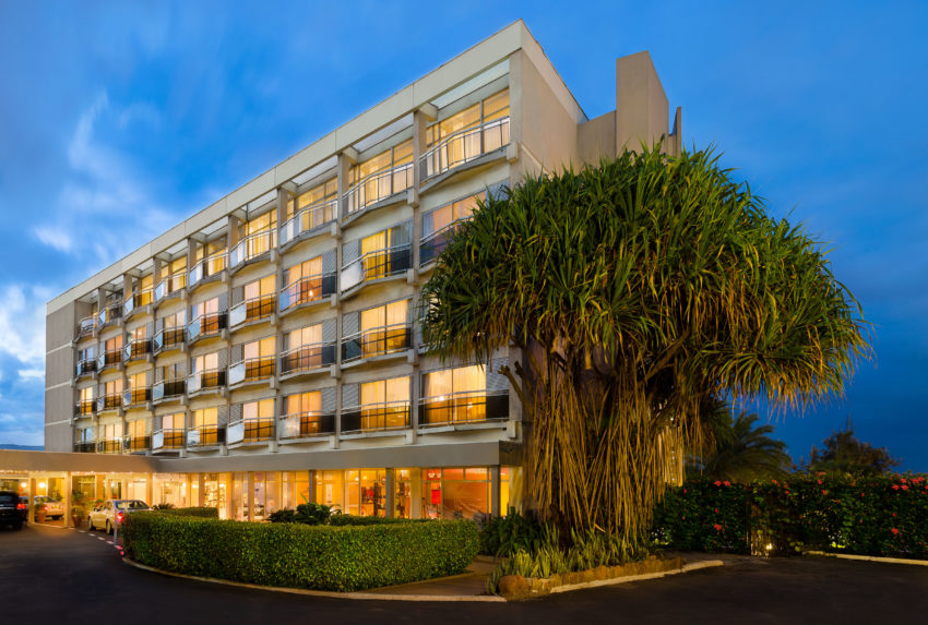 Hotel Mille Collines Rwanda Exrerior